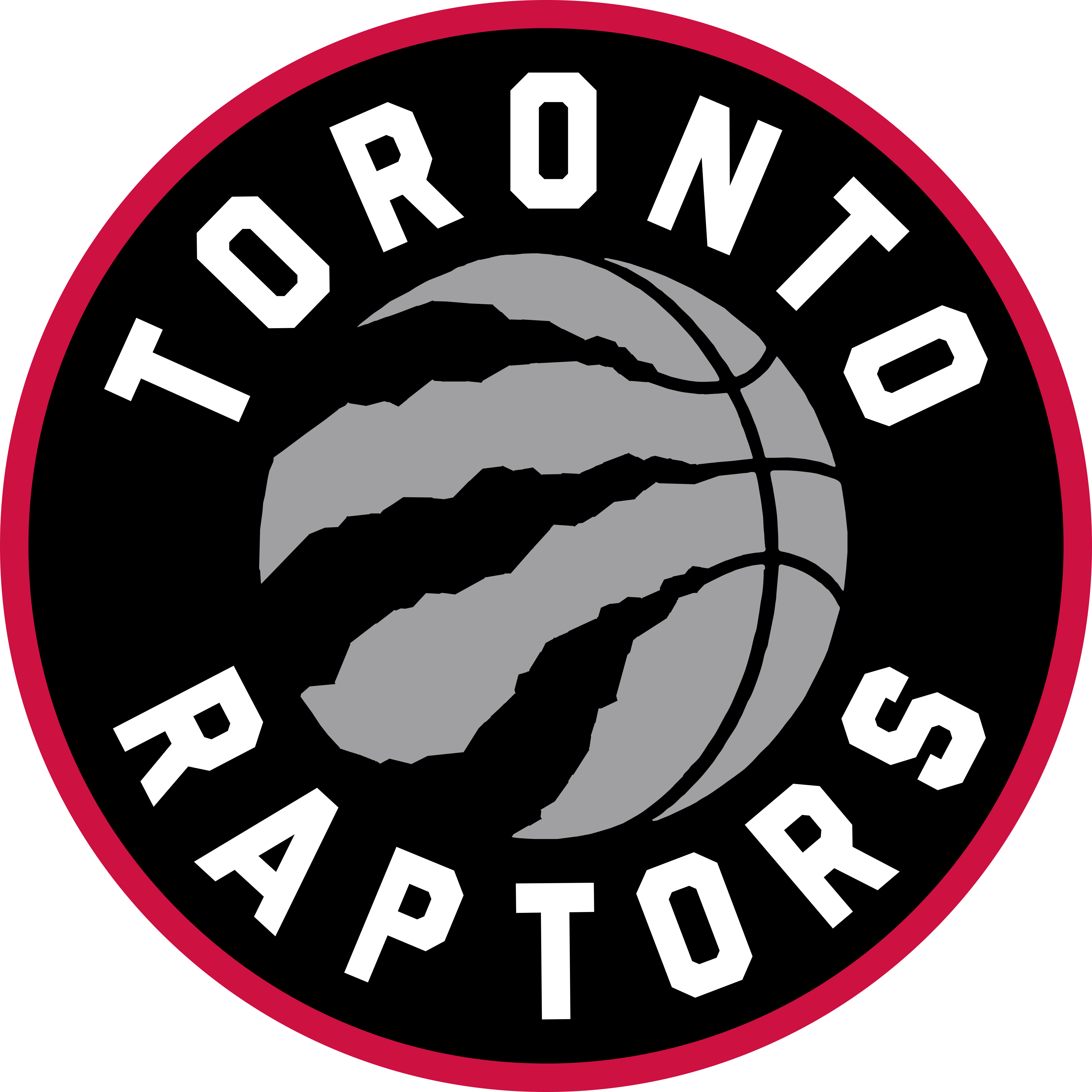 toronto raptors logo - Toronto Raptors Logo