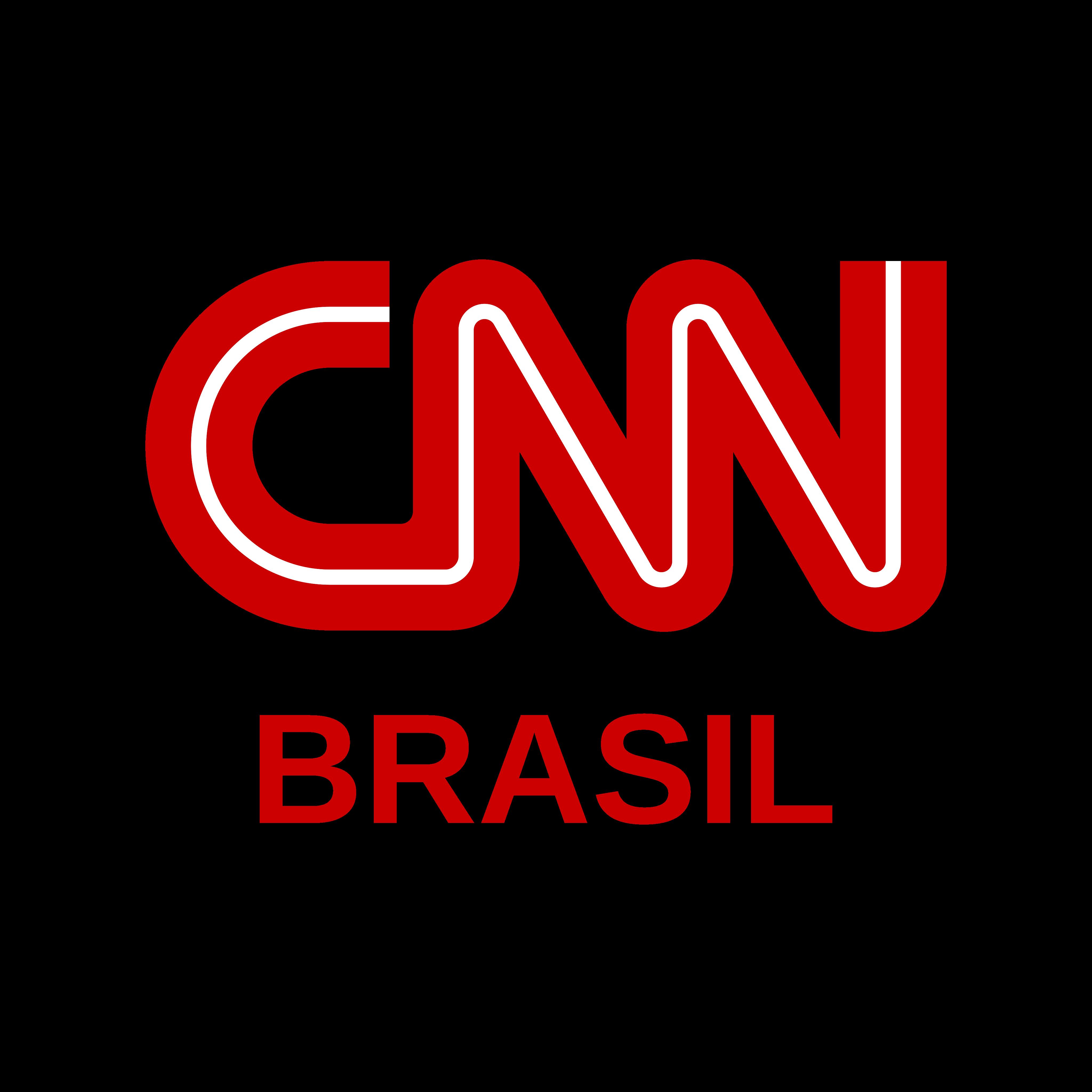 CNN Brasil Logo PNG.