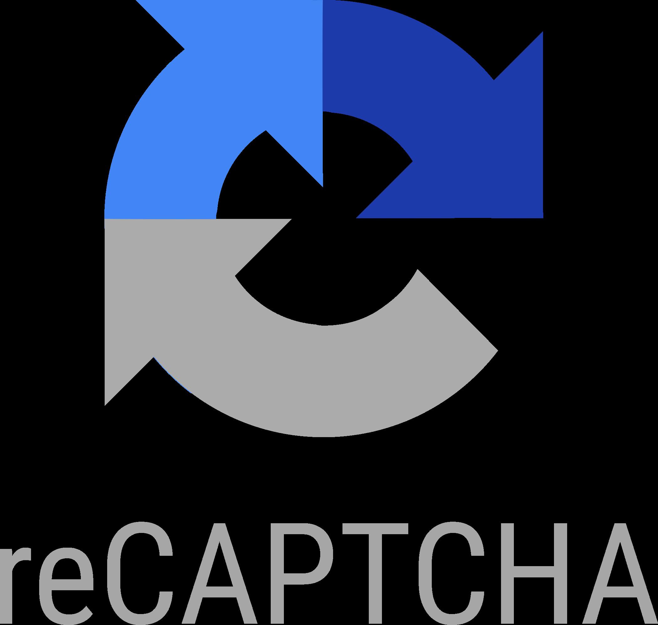 recaptcha logo 1 - reCAPTCHA Logo