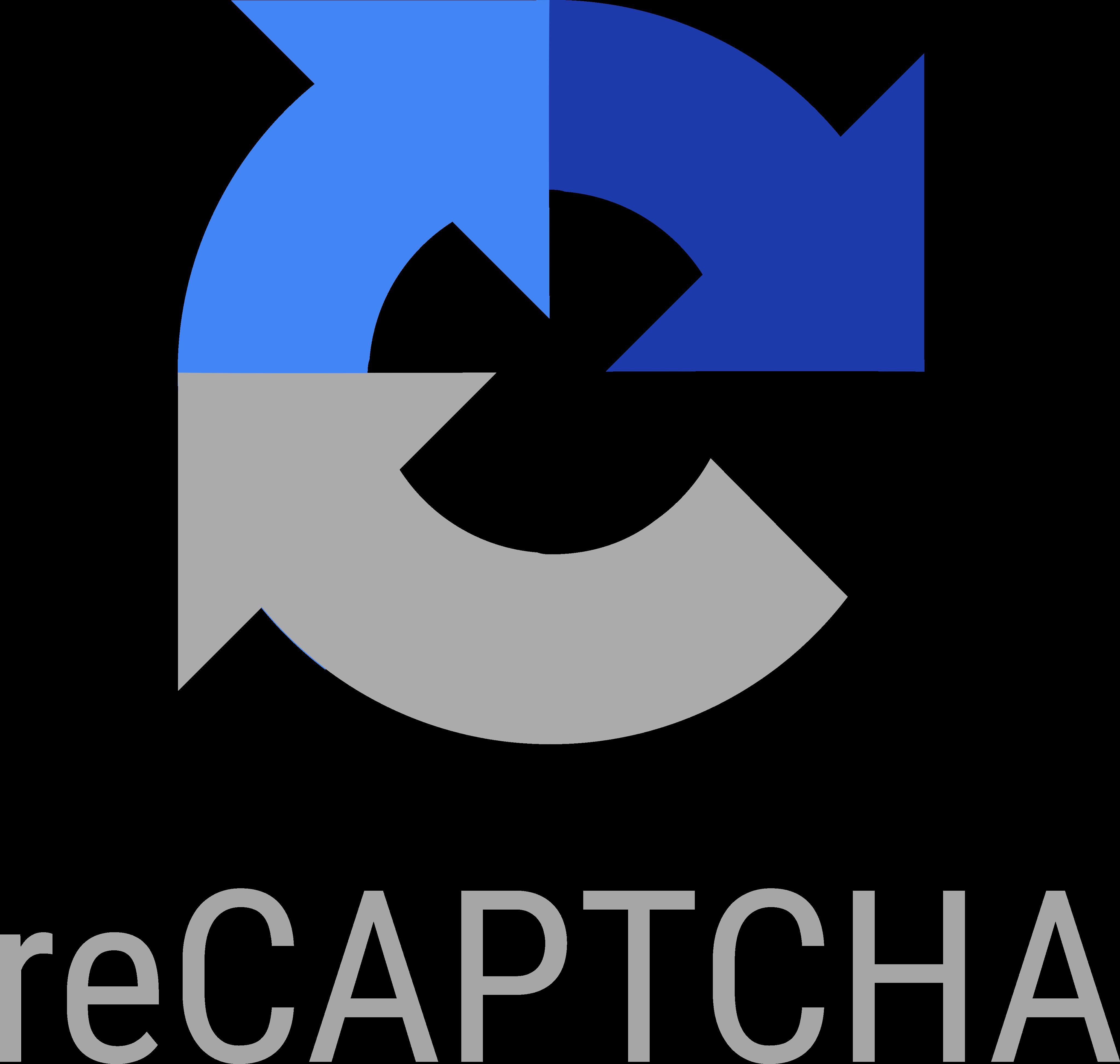 reCAPTCHA Logo.