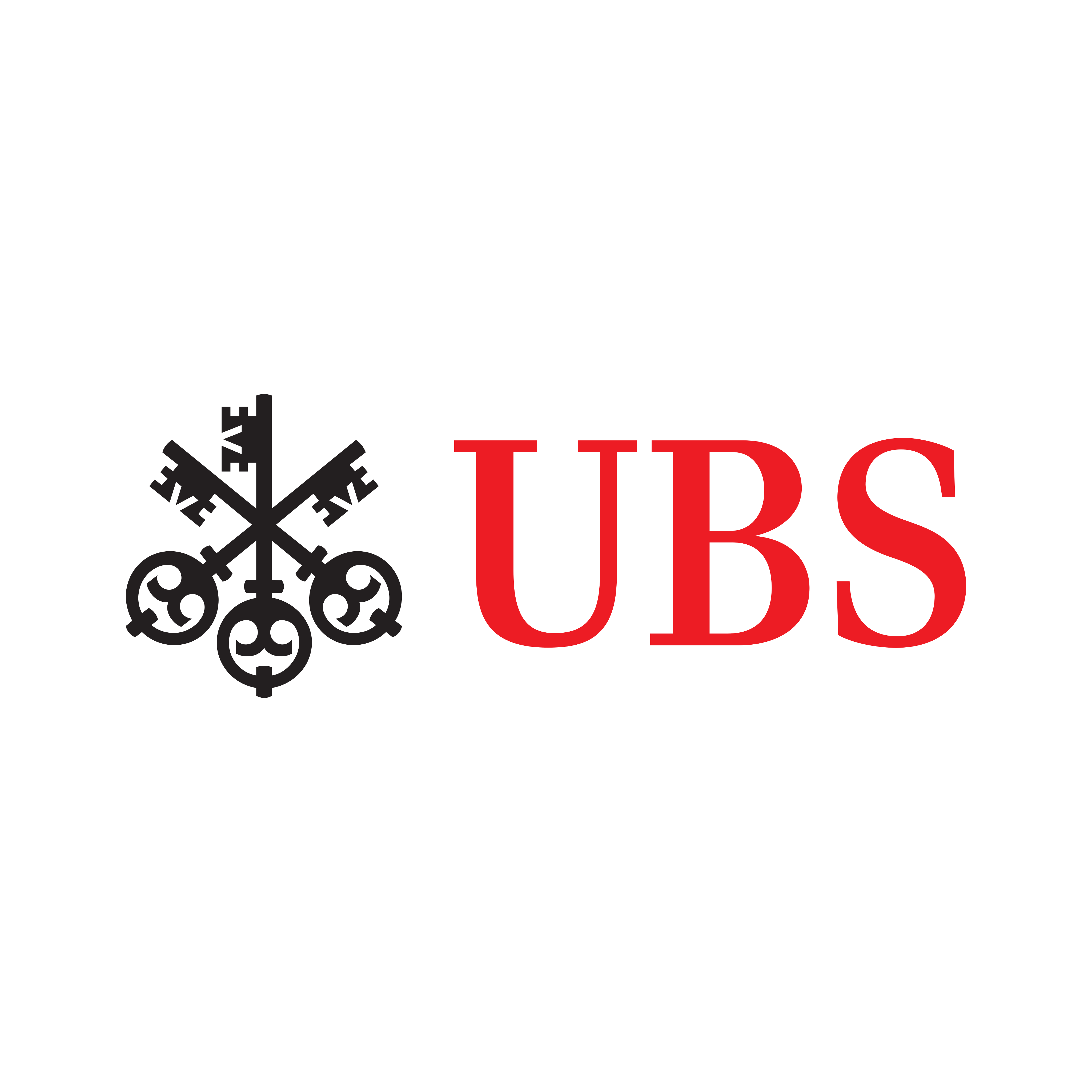 UBS Logo PNG.
