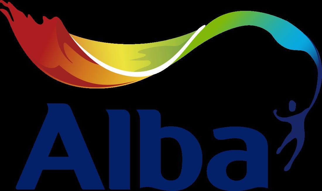 alba logo 3 - Alba Logo