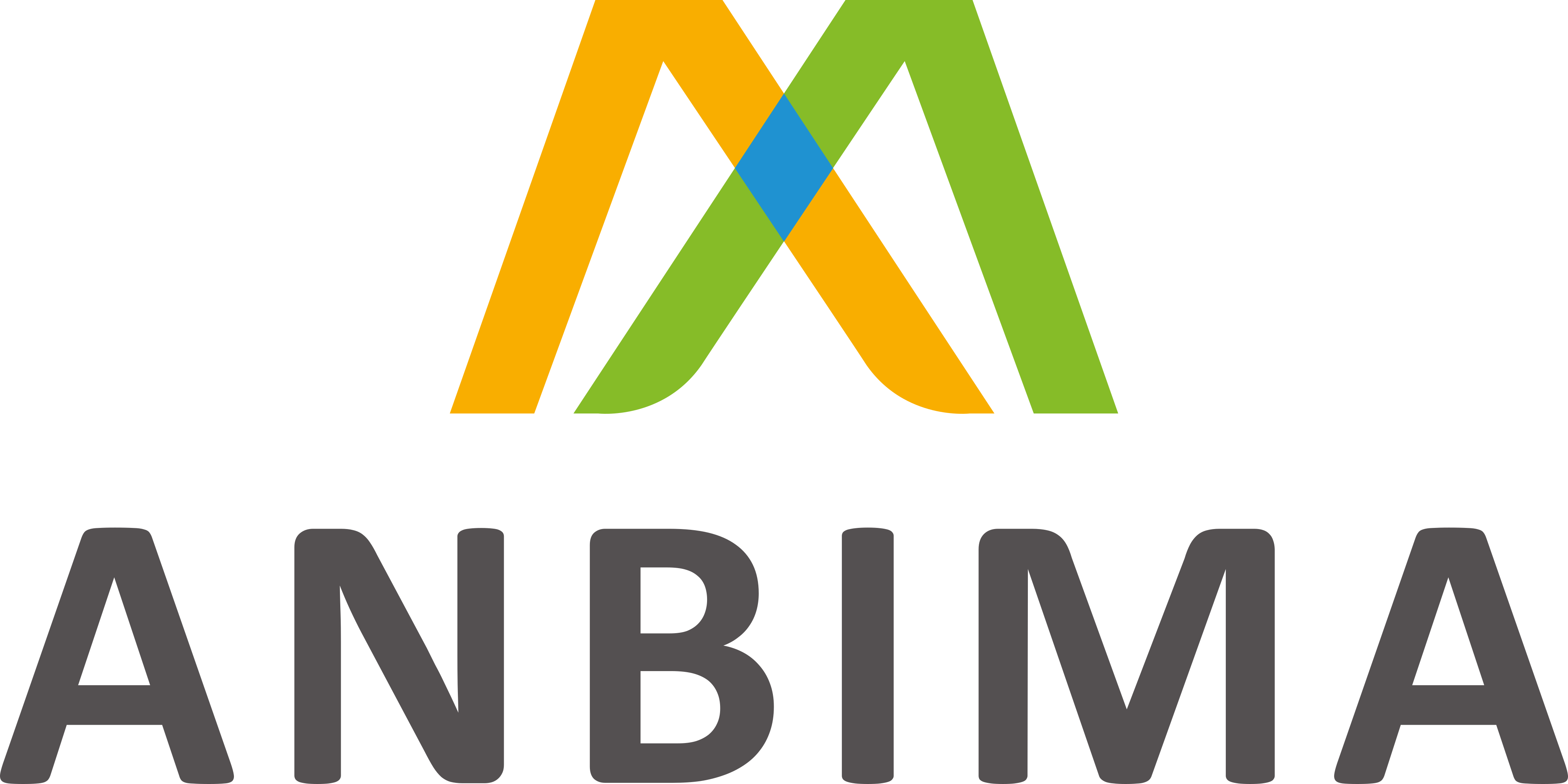 anbima logo.