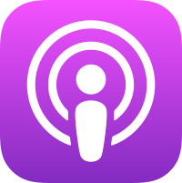 Apple Podcasts Logo.