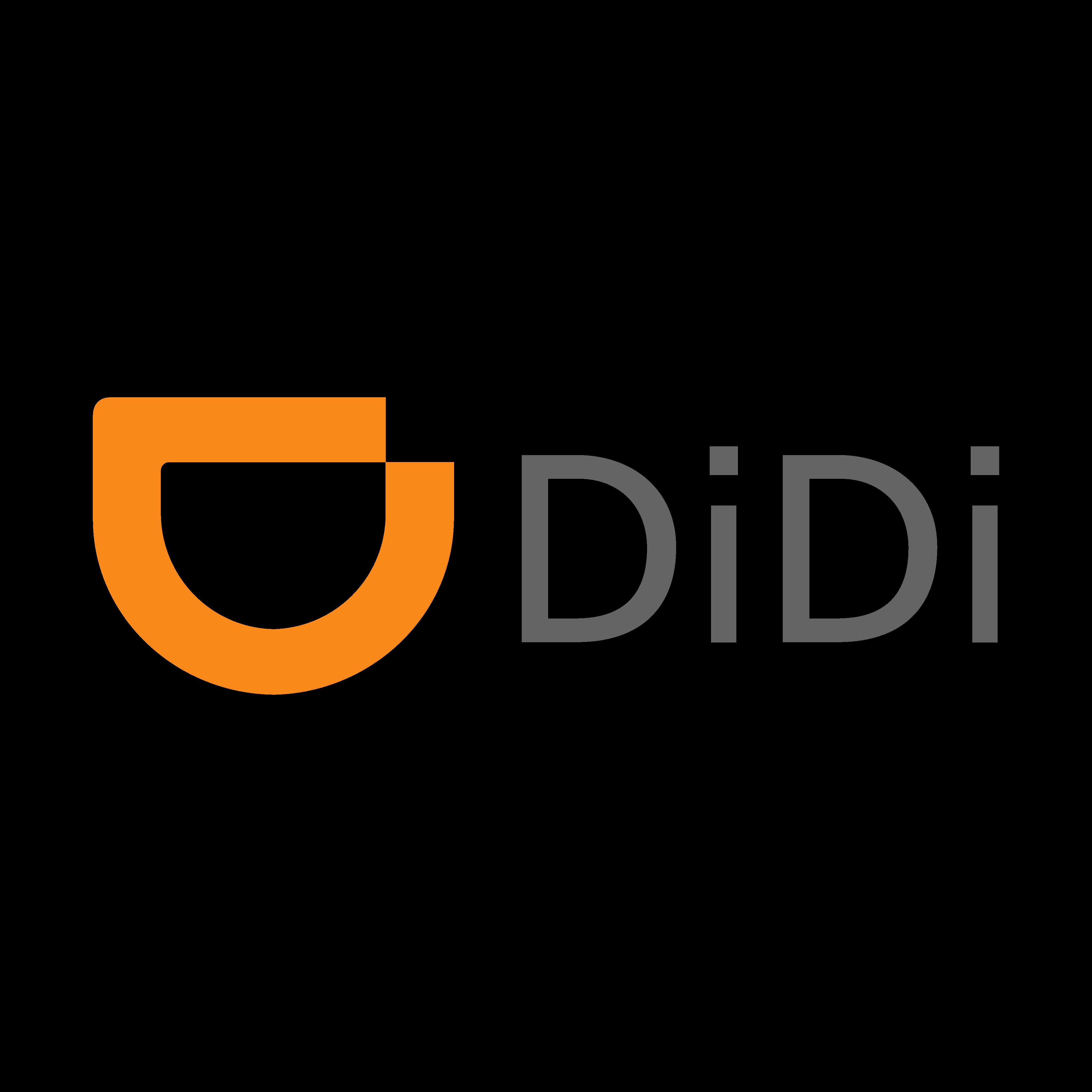 Didi Logo PNG.
