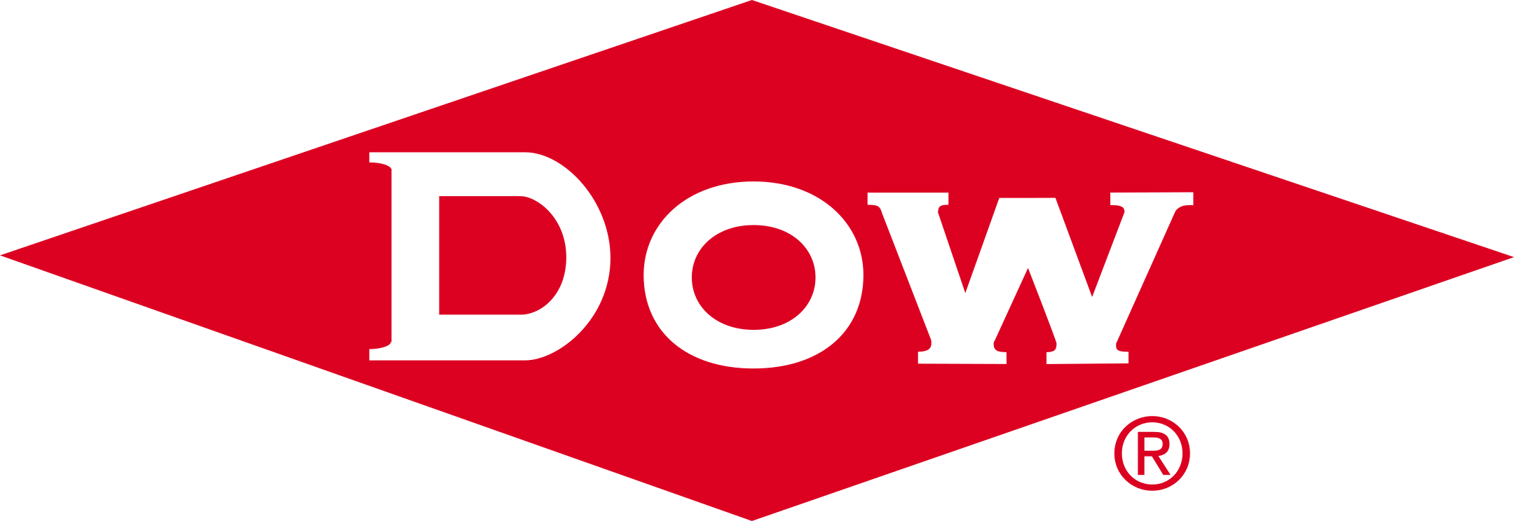 Dow Chemical logo.