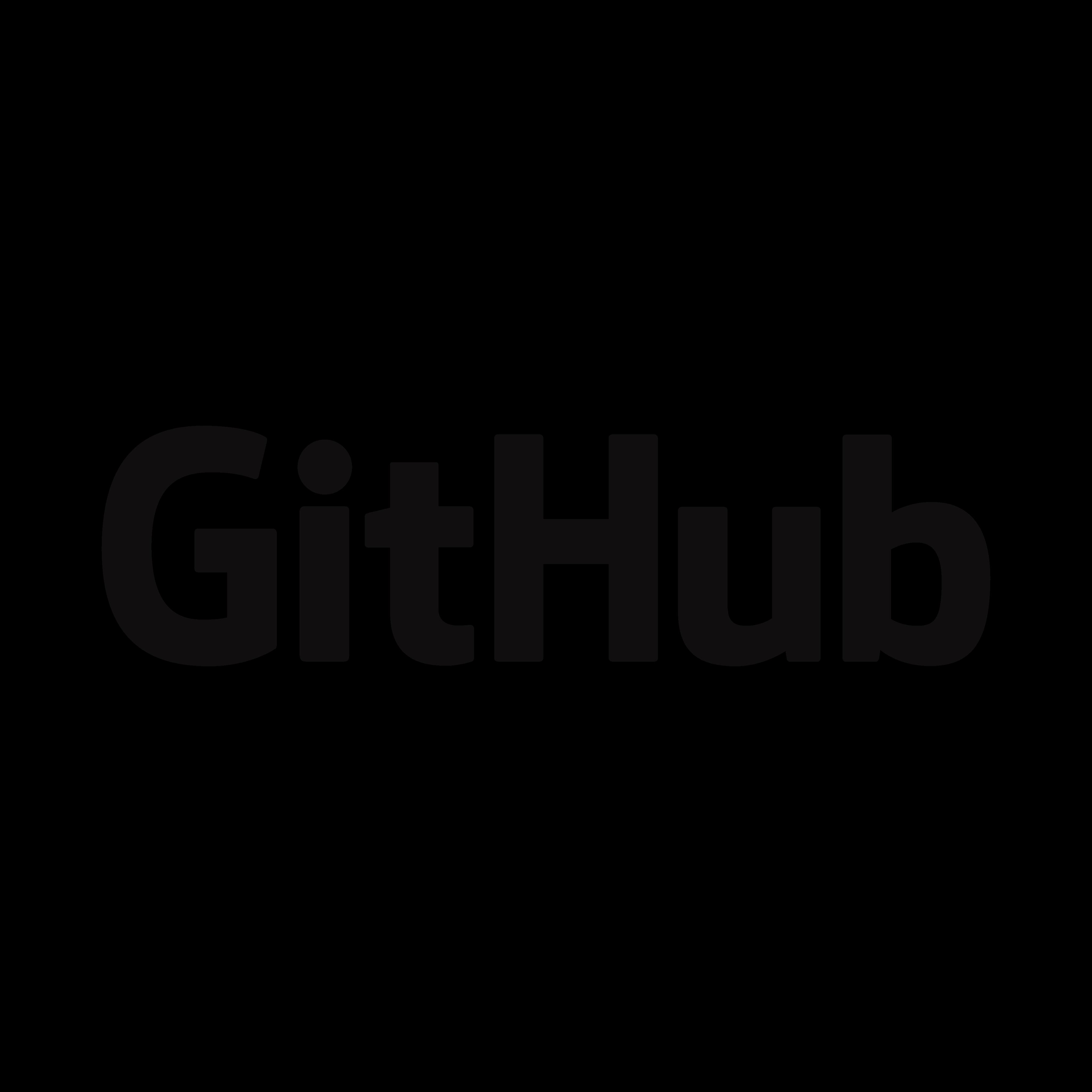 github logo 0 - Github Logo