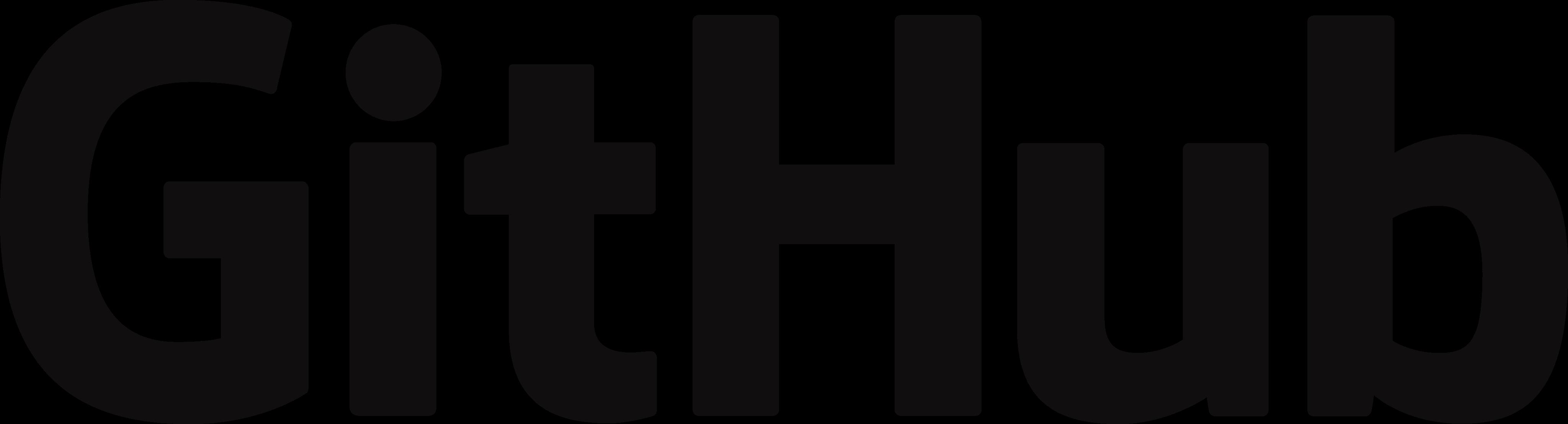 github logo 1 - Github Logo