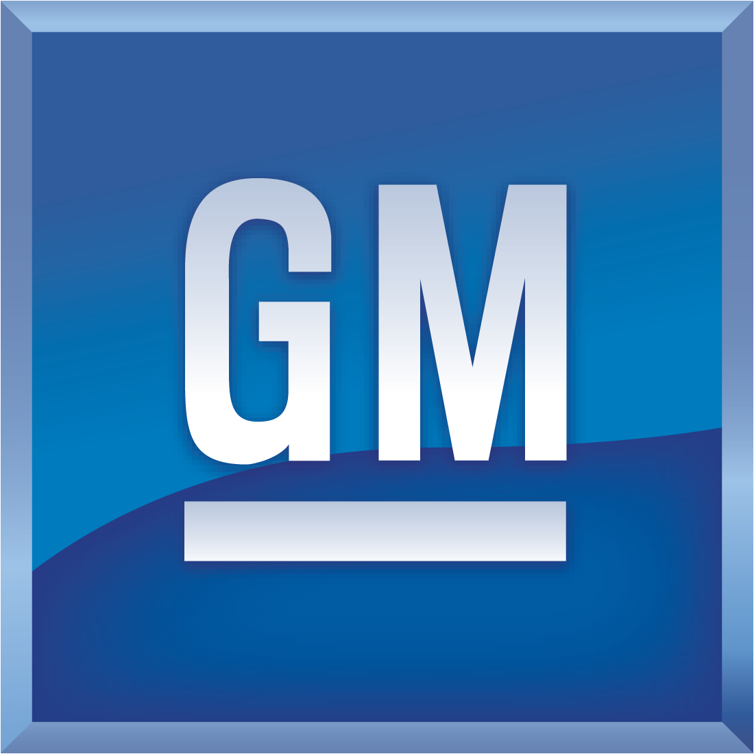 GM General Motors Logo.