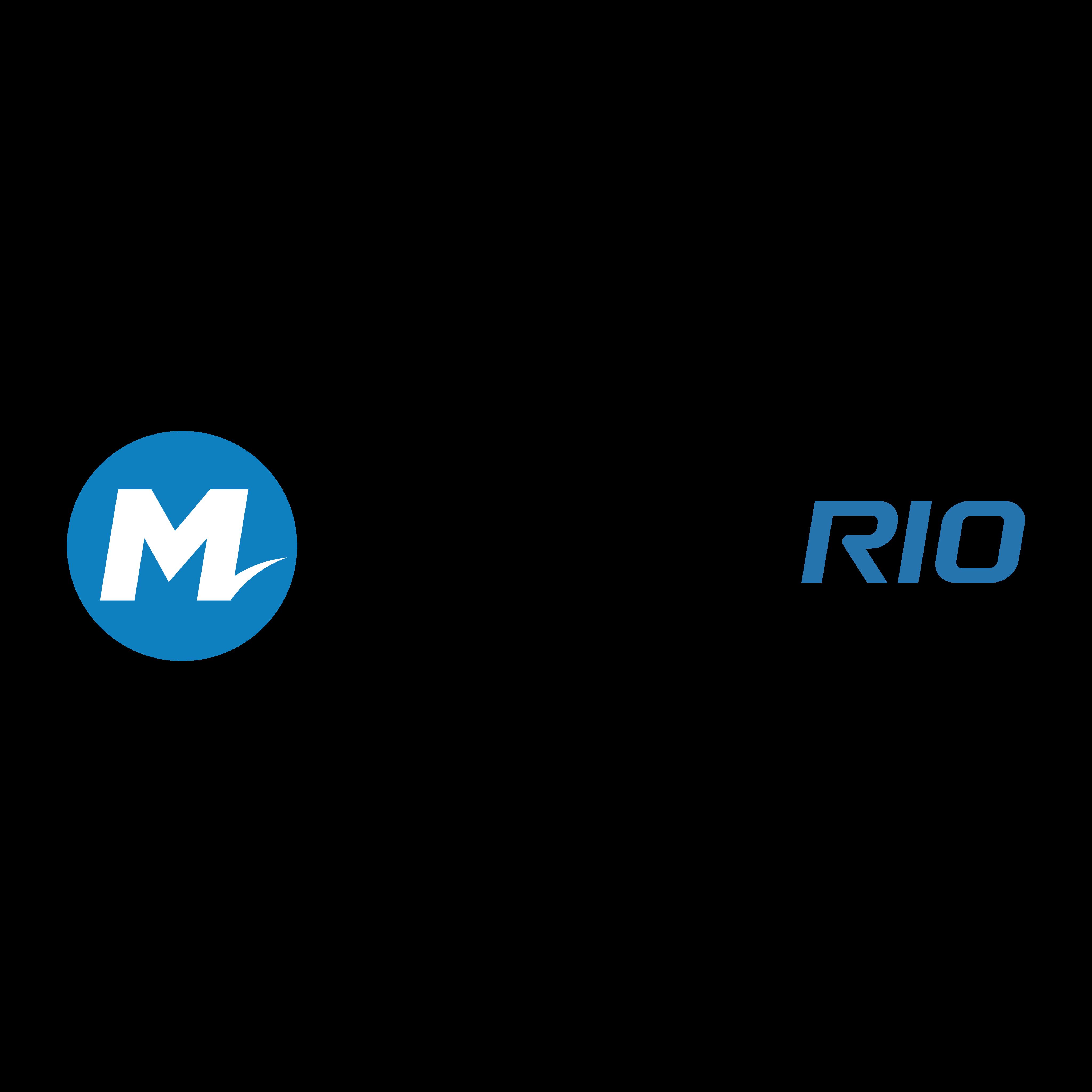 MetrôRio Logo PNG.