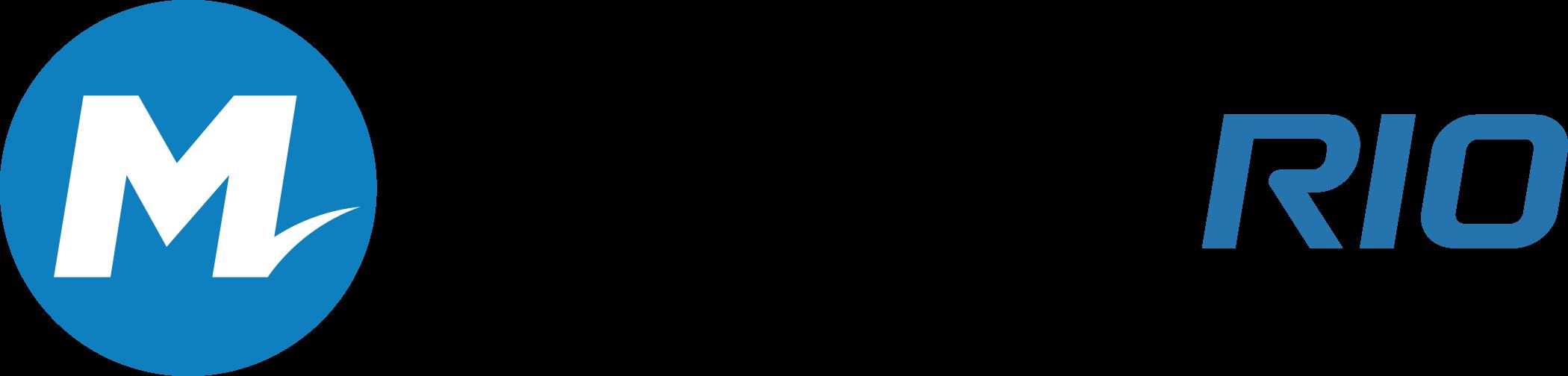 MetrôRio Logo.