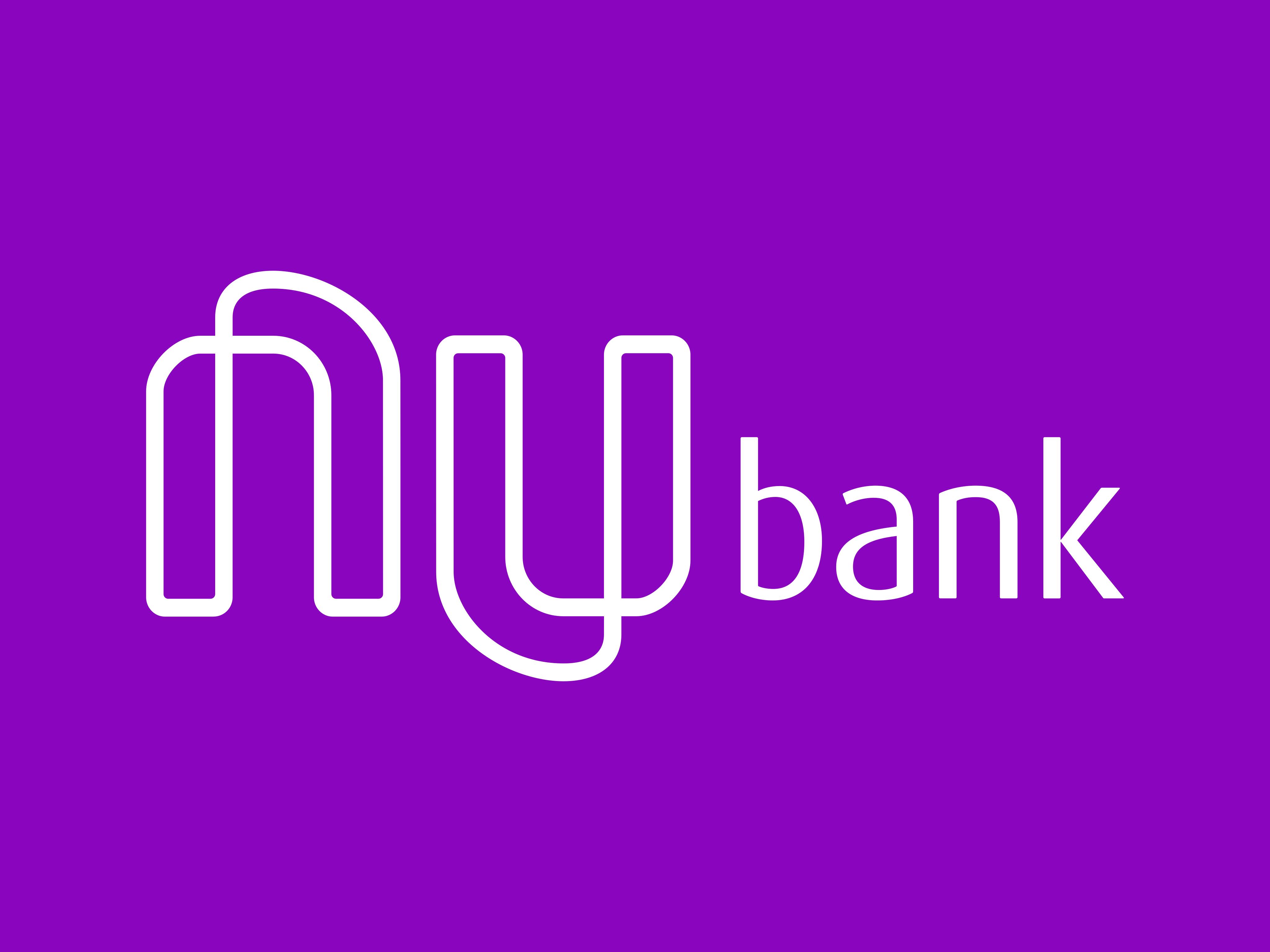 nubank logo 0 - Nubank Logo