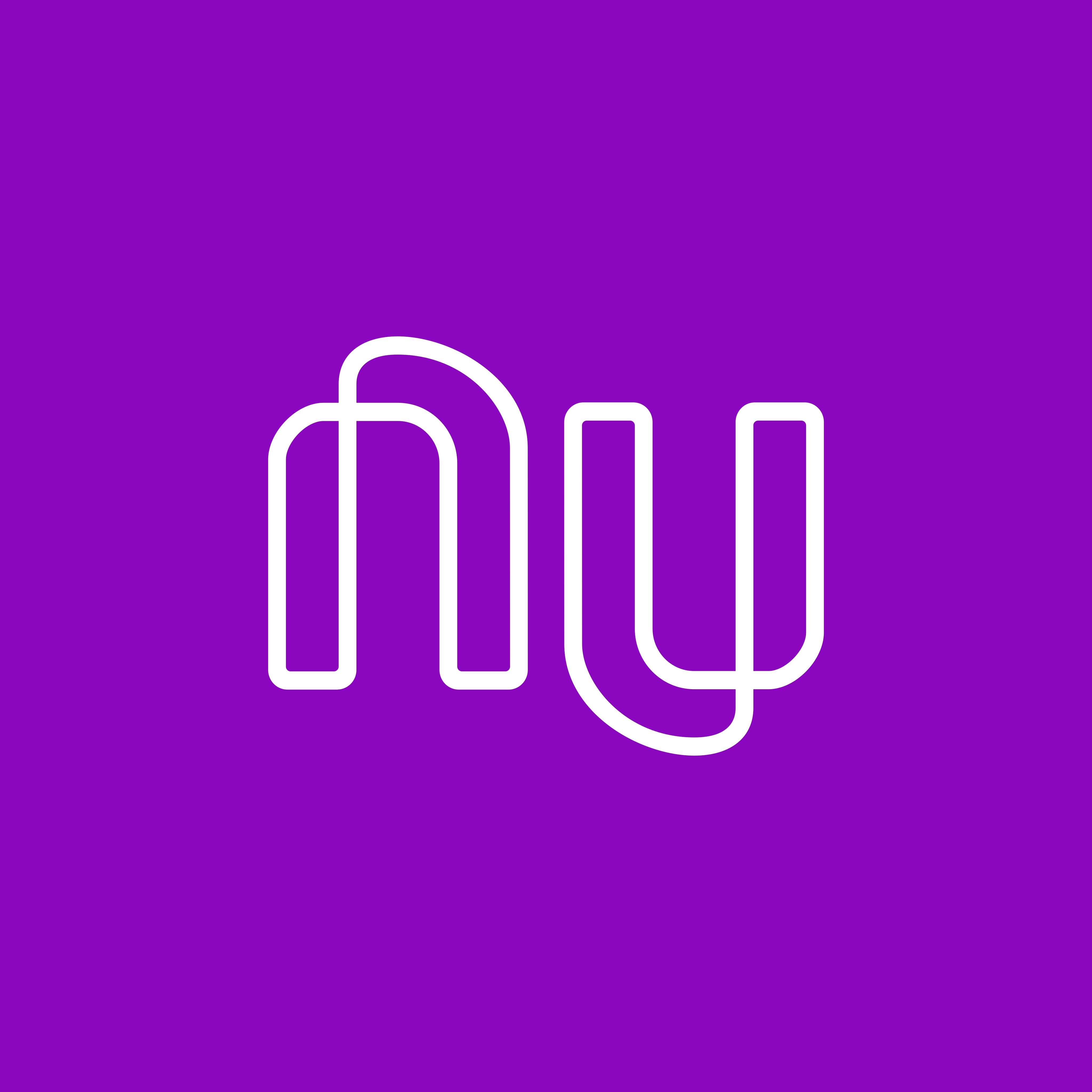nubank logo 1 - Nubank Logo