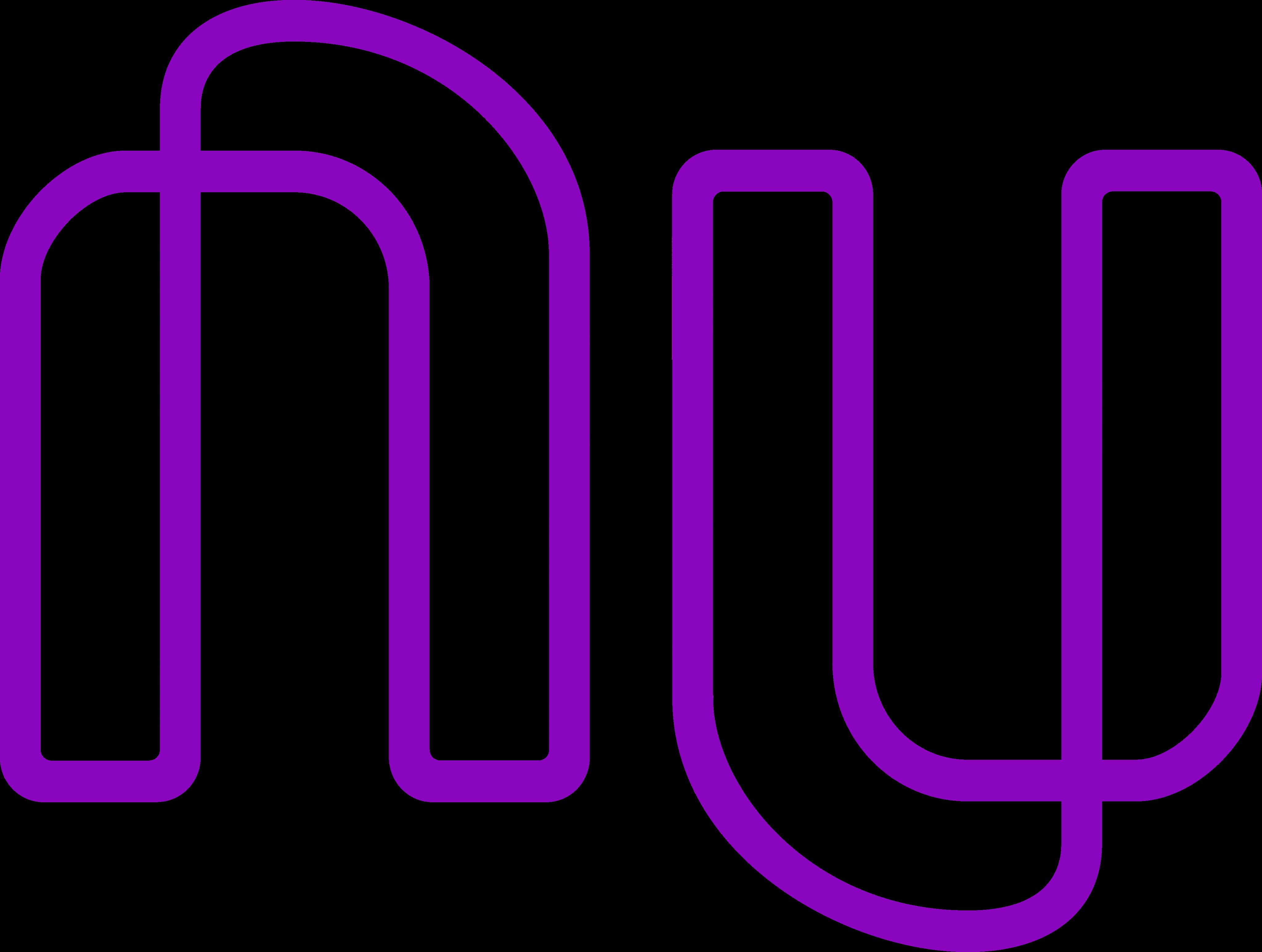 nubank logo 3 - Nubank Logo