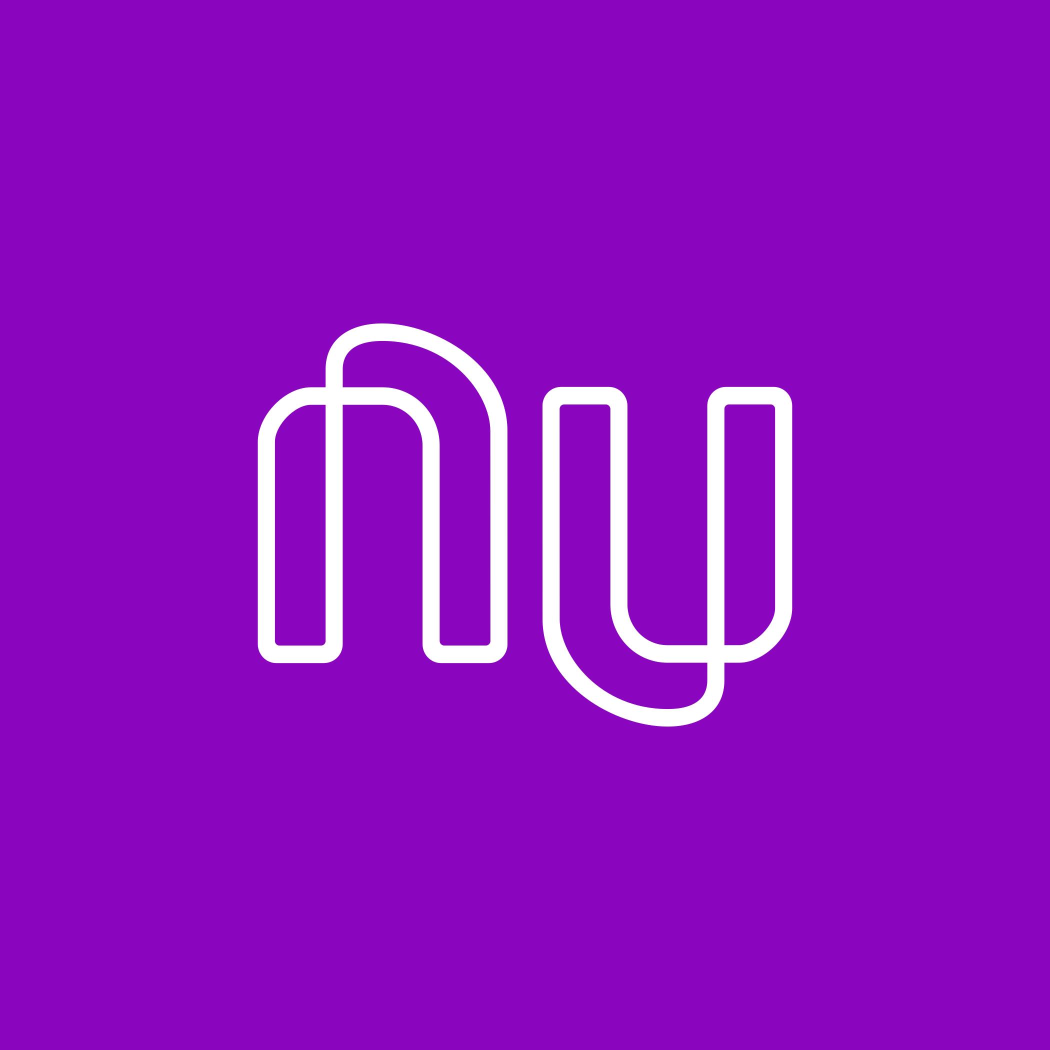 nubank logo 6 - Nubank Logo
