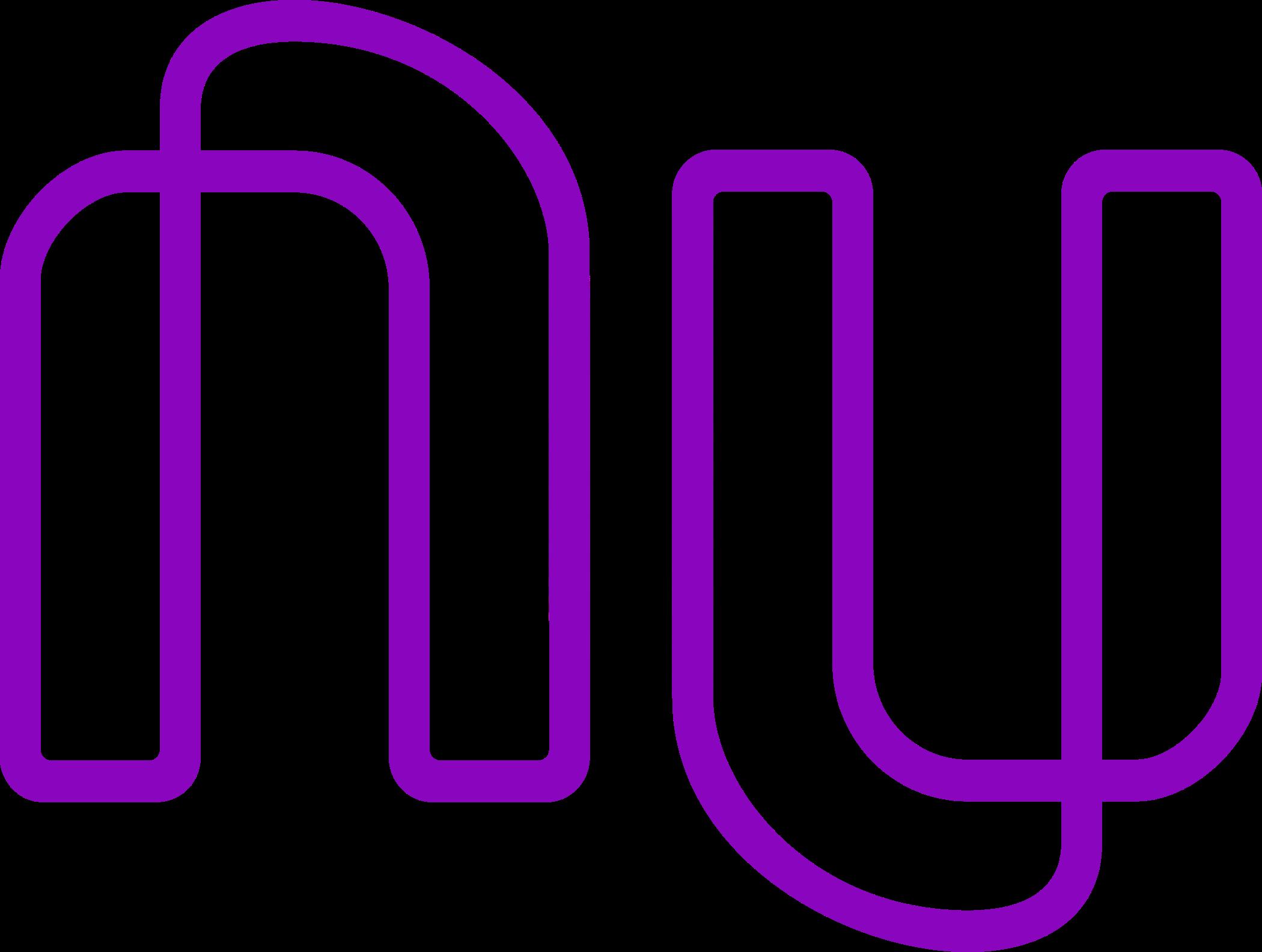 nubank logo 7 - Nubank Logo