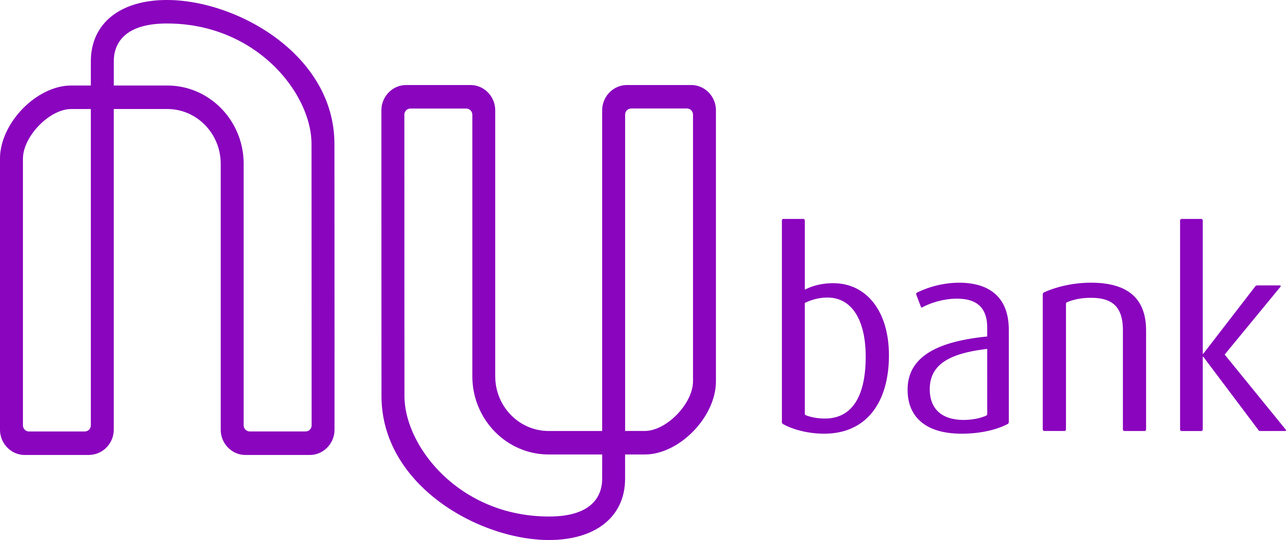 Nubank Logo.