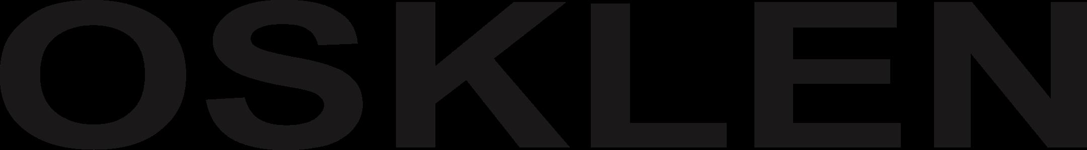 osklen logo 1 - Osklen Logo