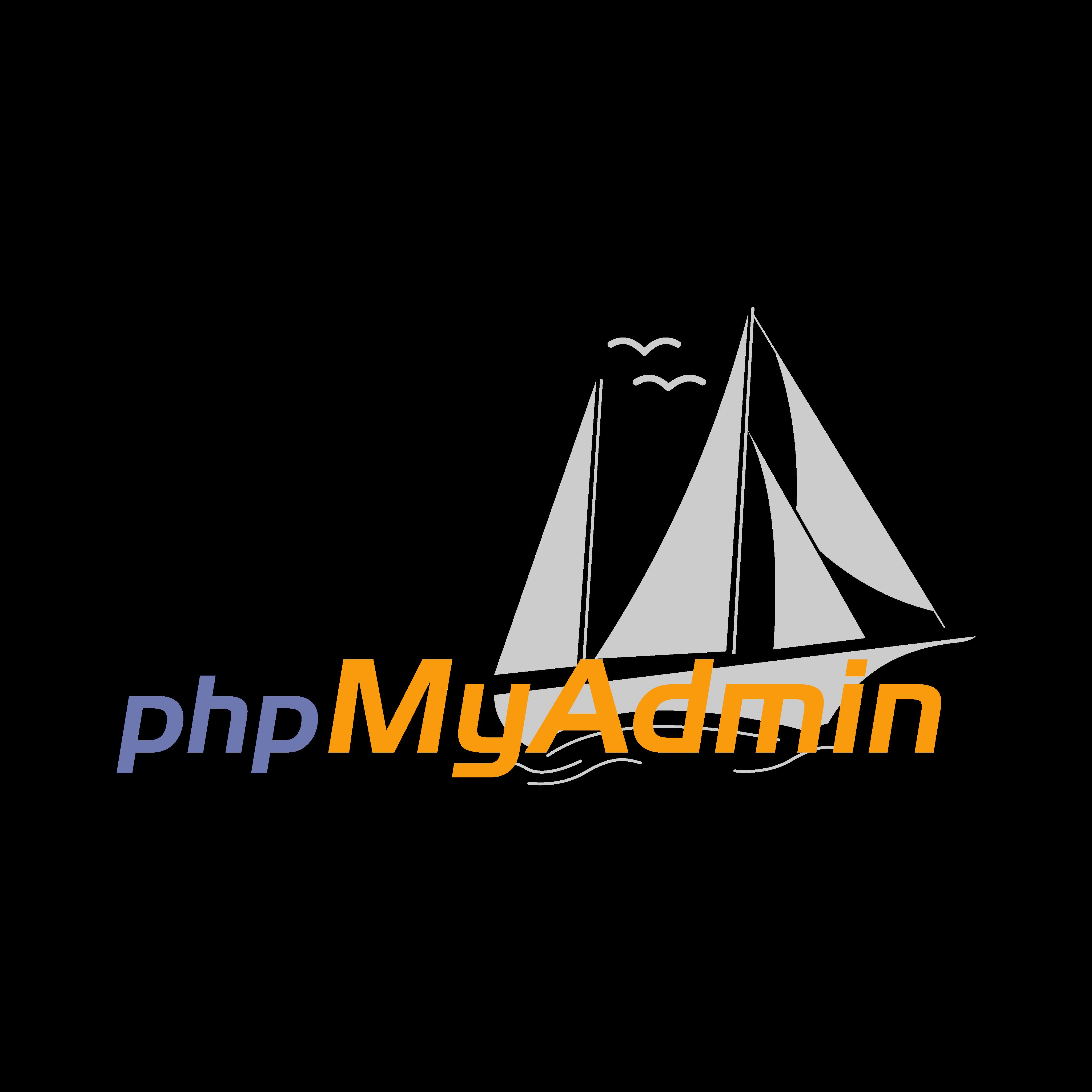 phpmyadmin logo 0 - phpMyAdmin Logo