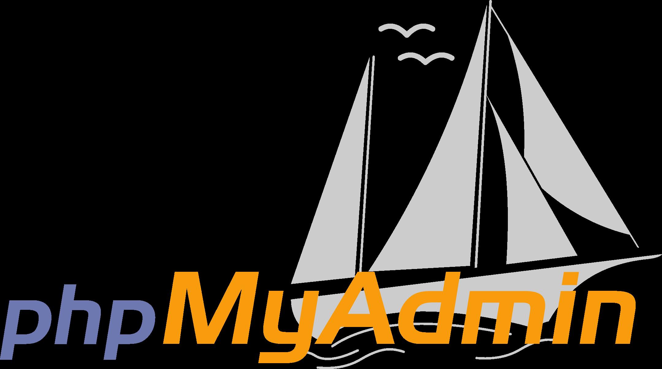 phpmyadmin logo 1 - phpMyAdmin Logo