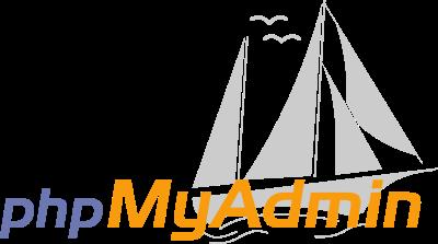 phpmyadmin logo 4 - phpMyAdmin Logo