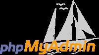 phpmyadmin logo 5 - phpMyAdmin Logo