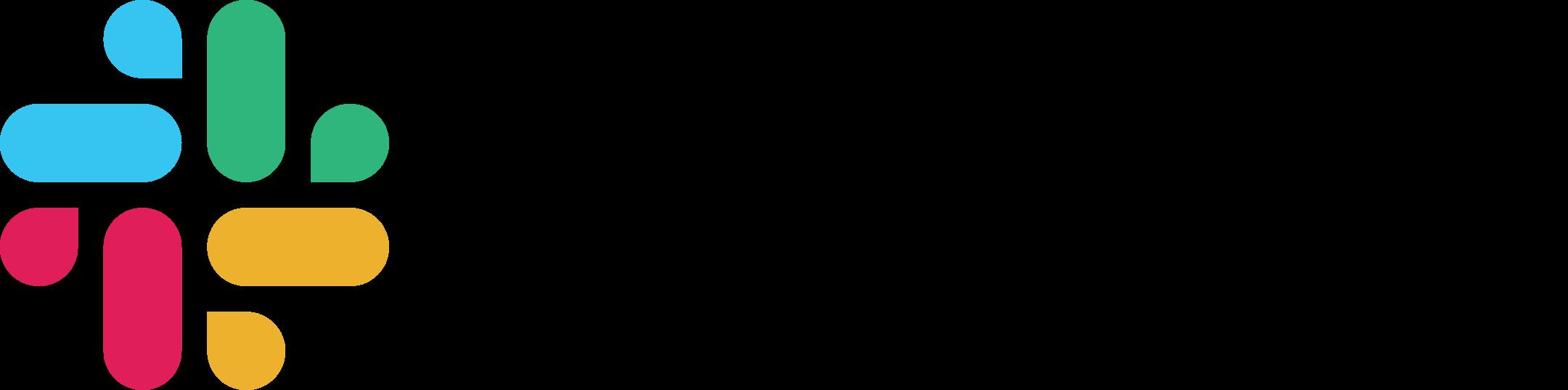 slack logo 2 - Slack Logo