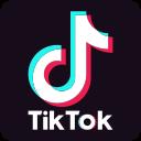 TikTok Logo icon.