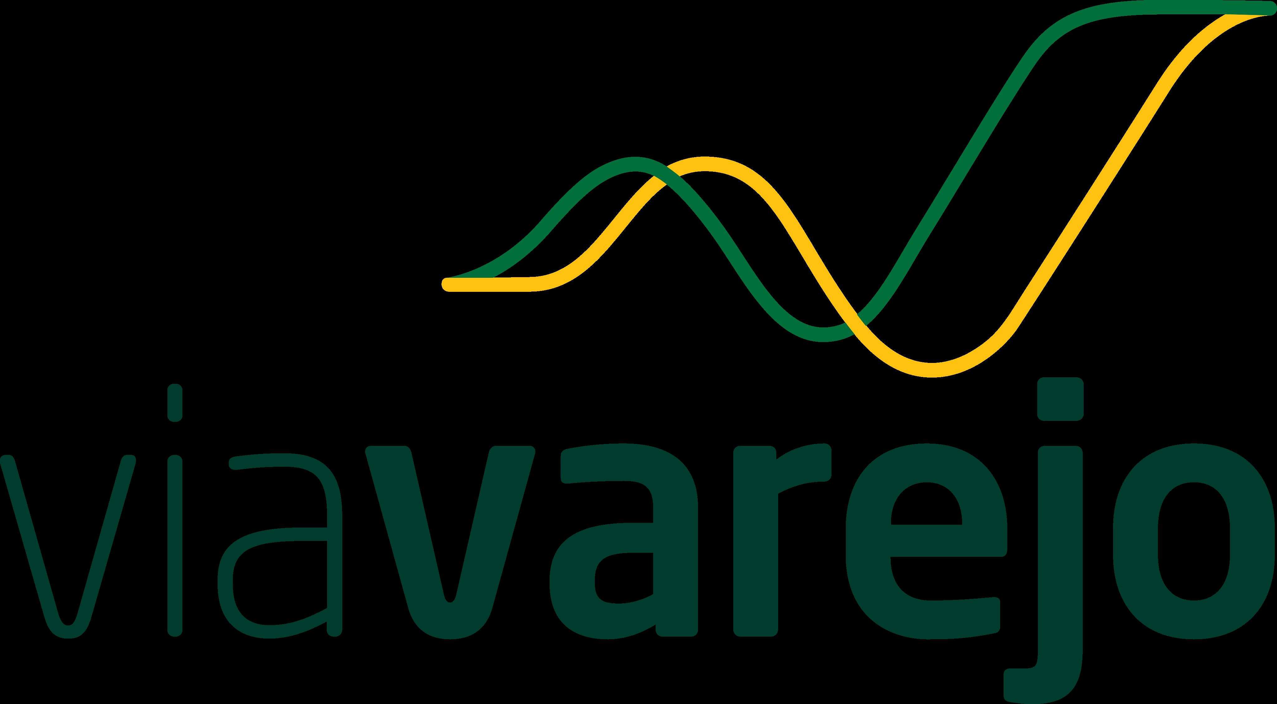 Via Varejo Logo.