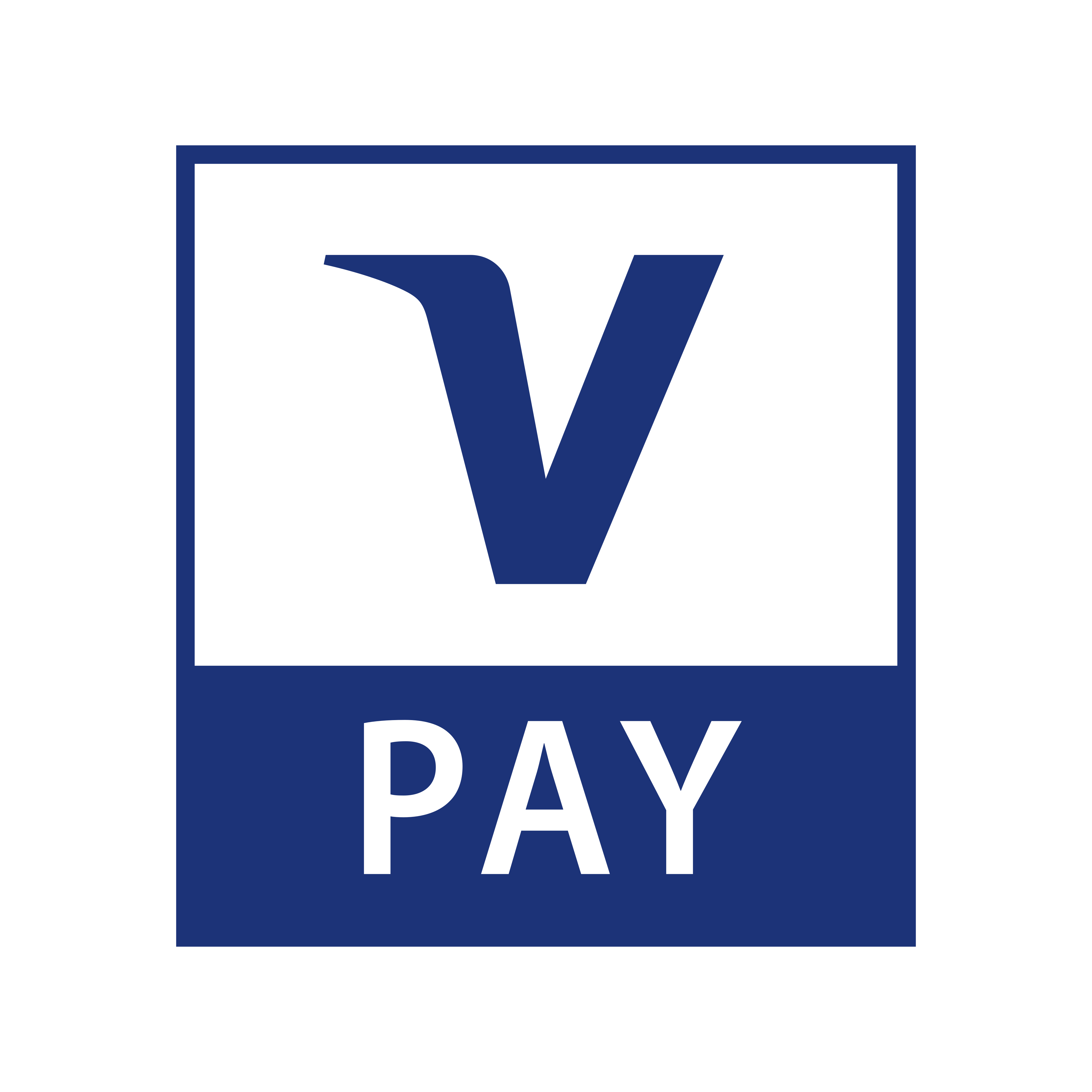 V Pay Logo PNG.