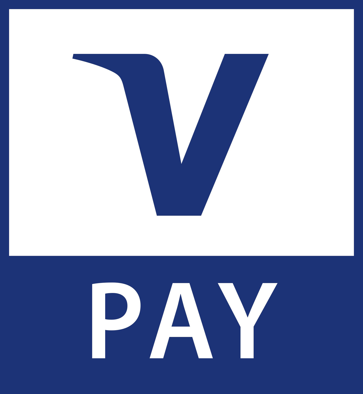 vpay logo 1 - V Pay Logo