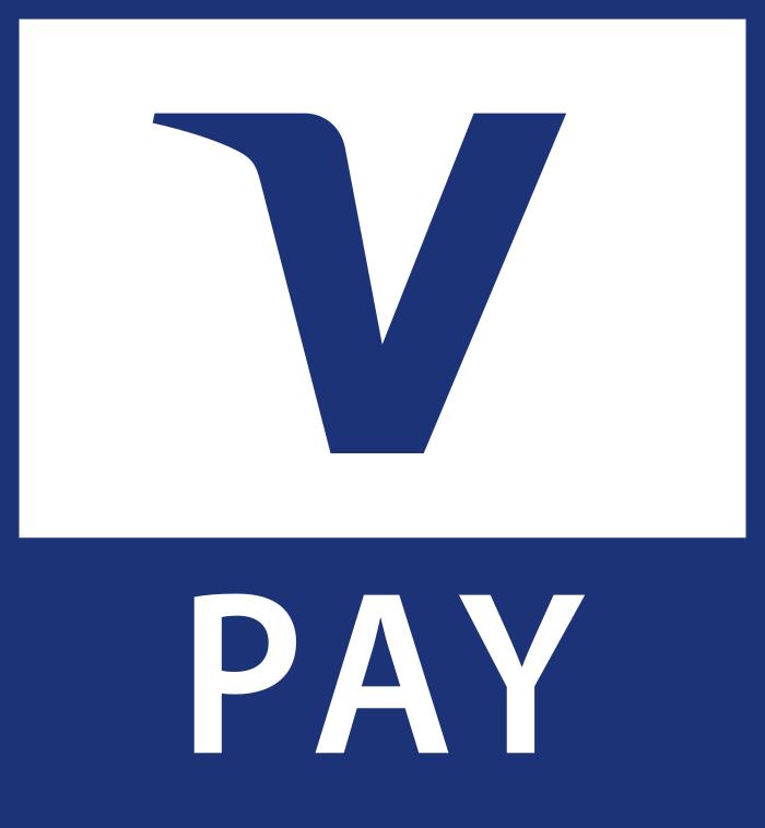 V Pay Logo.