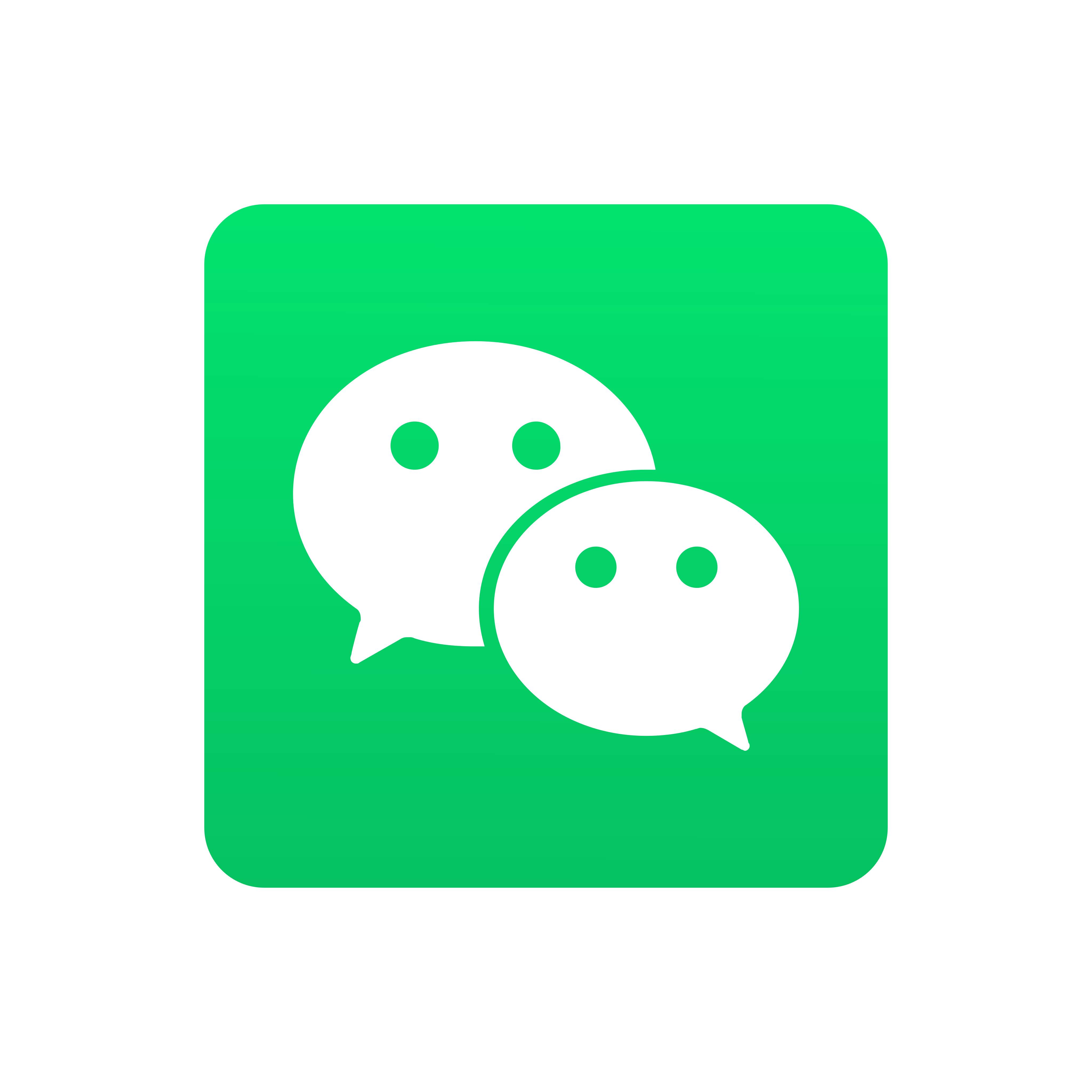 WeChat Logo PNG.