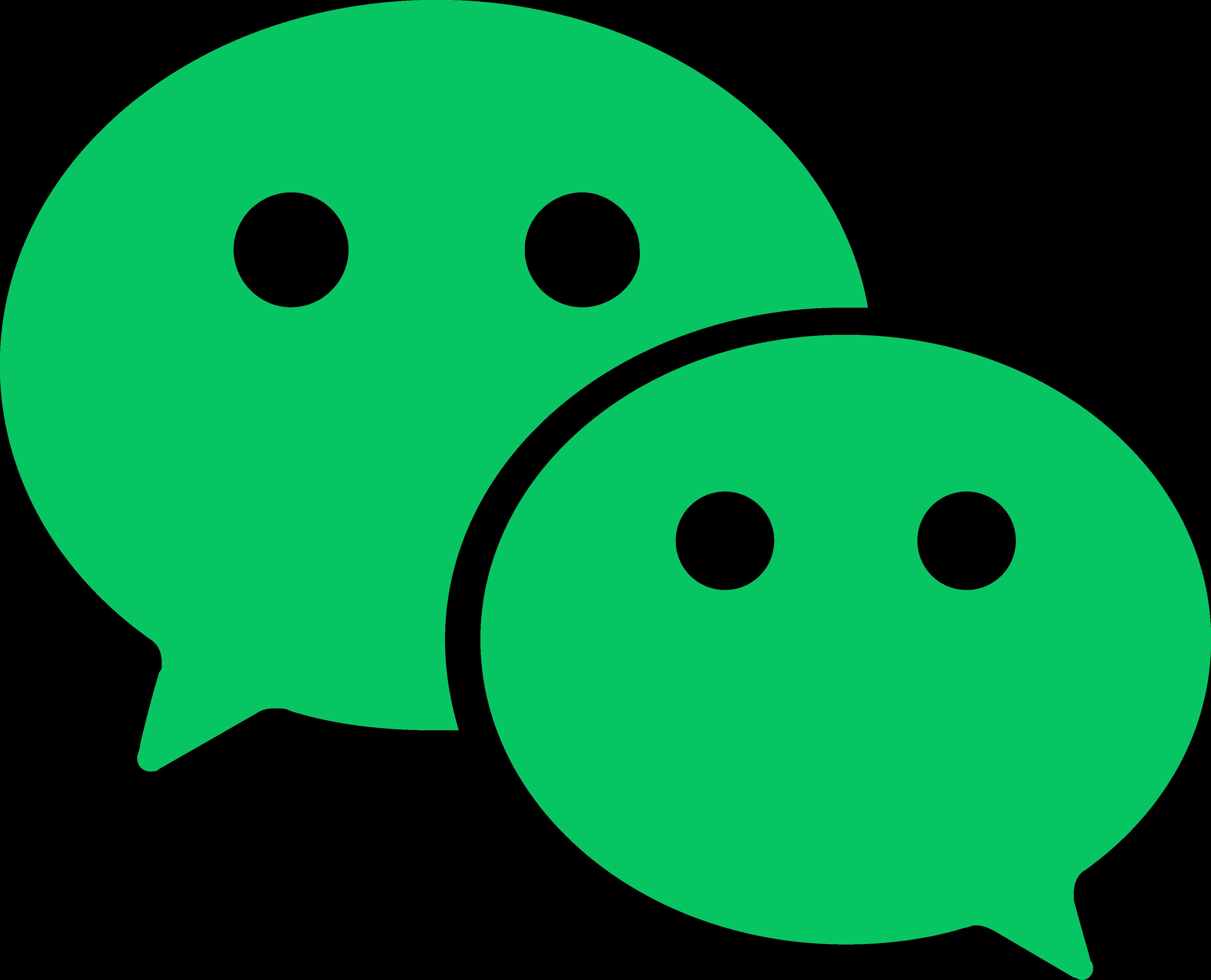 wechat logo 01 - WeChat Logo