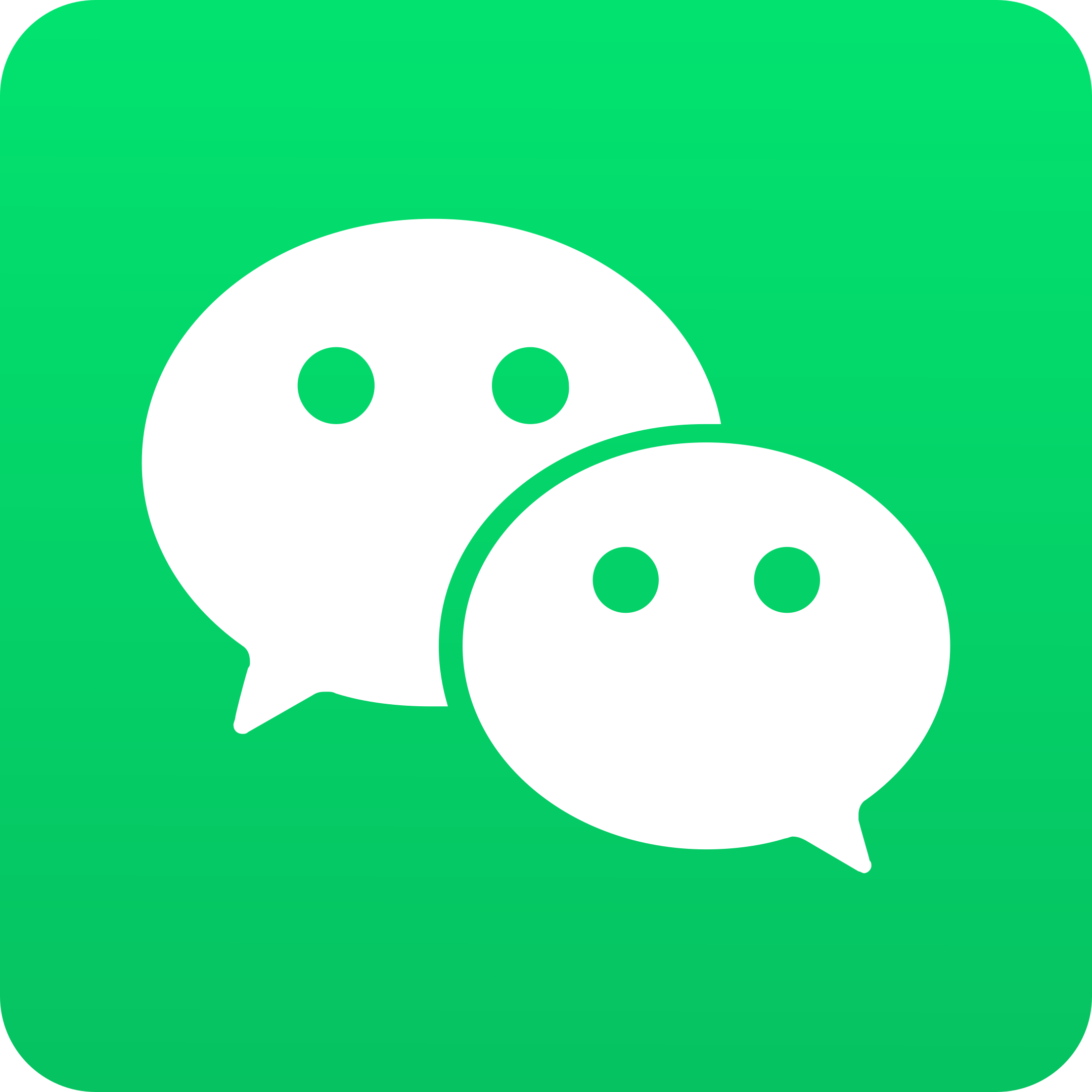 WeChat Logo - PNG and Vector - Logo Download