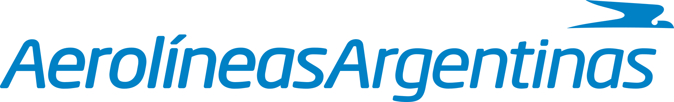 aero lineas argentinas logo 1 - Aerolíneas Argentinas Logo