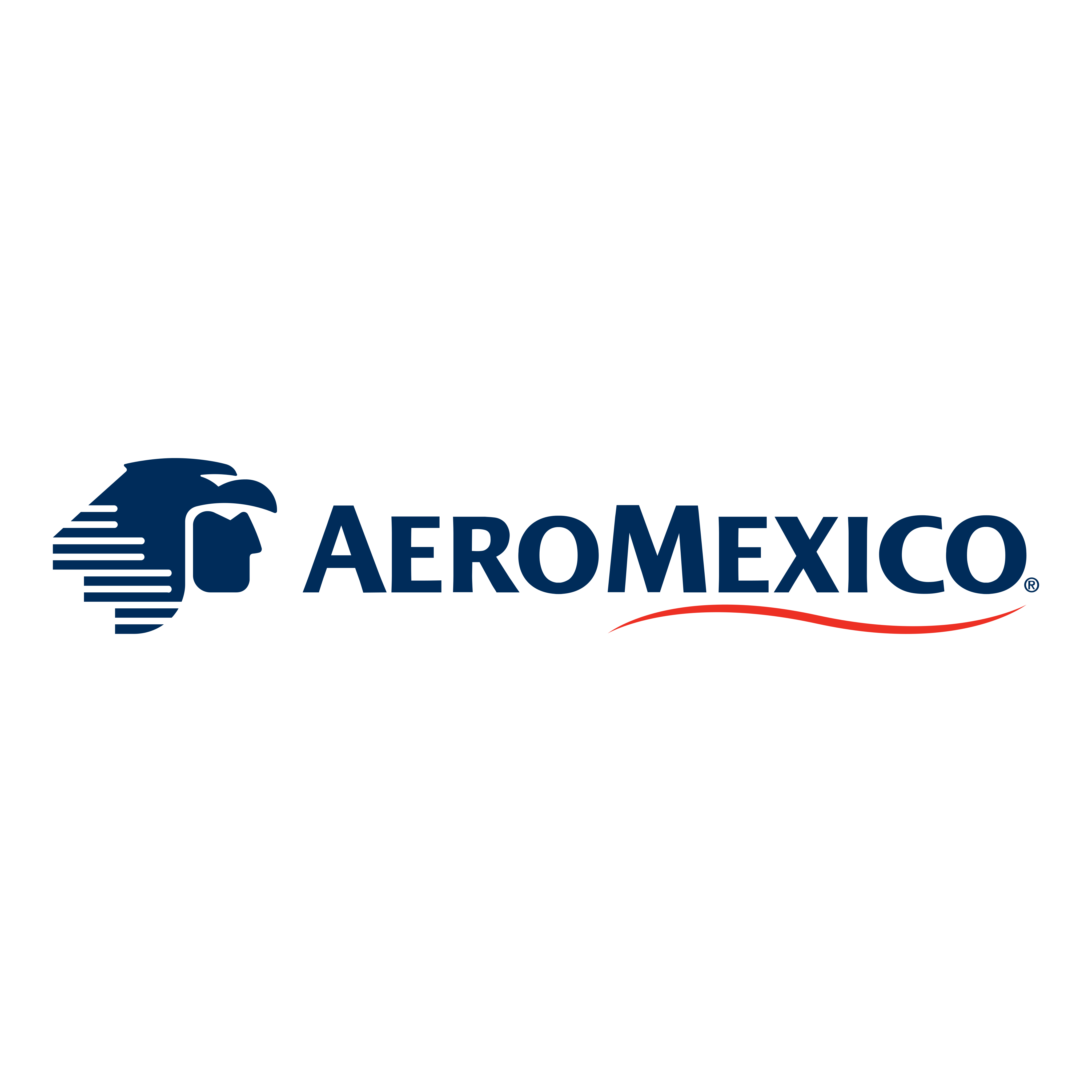 aeromexico logo 0 - Aeromexico Logo