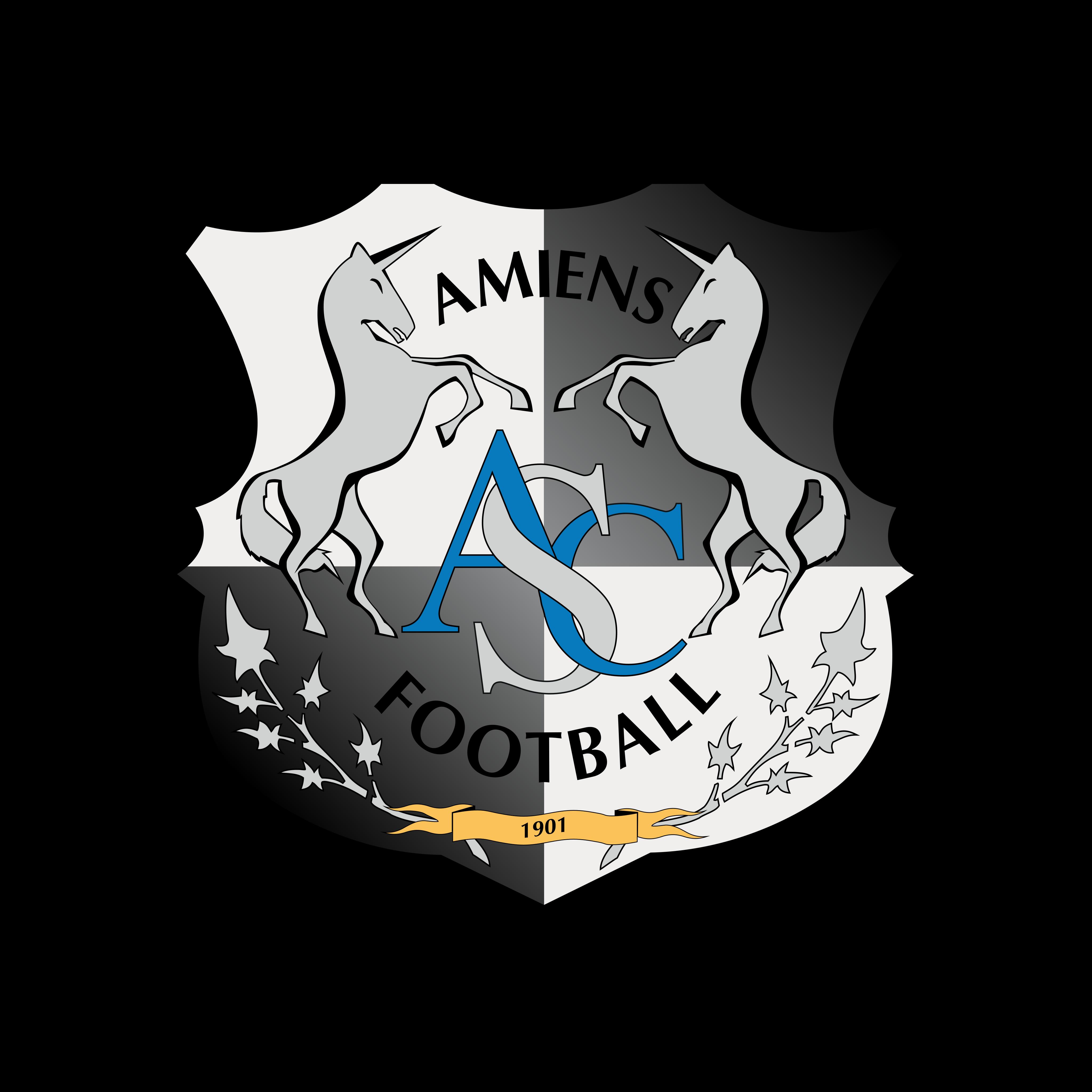 amiens sfc logo 0 - Amiens SCF Logo