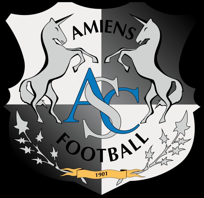 amiens sfc logo 3 - Amiens SCF Logo