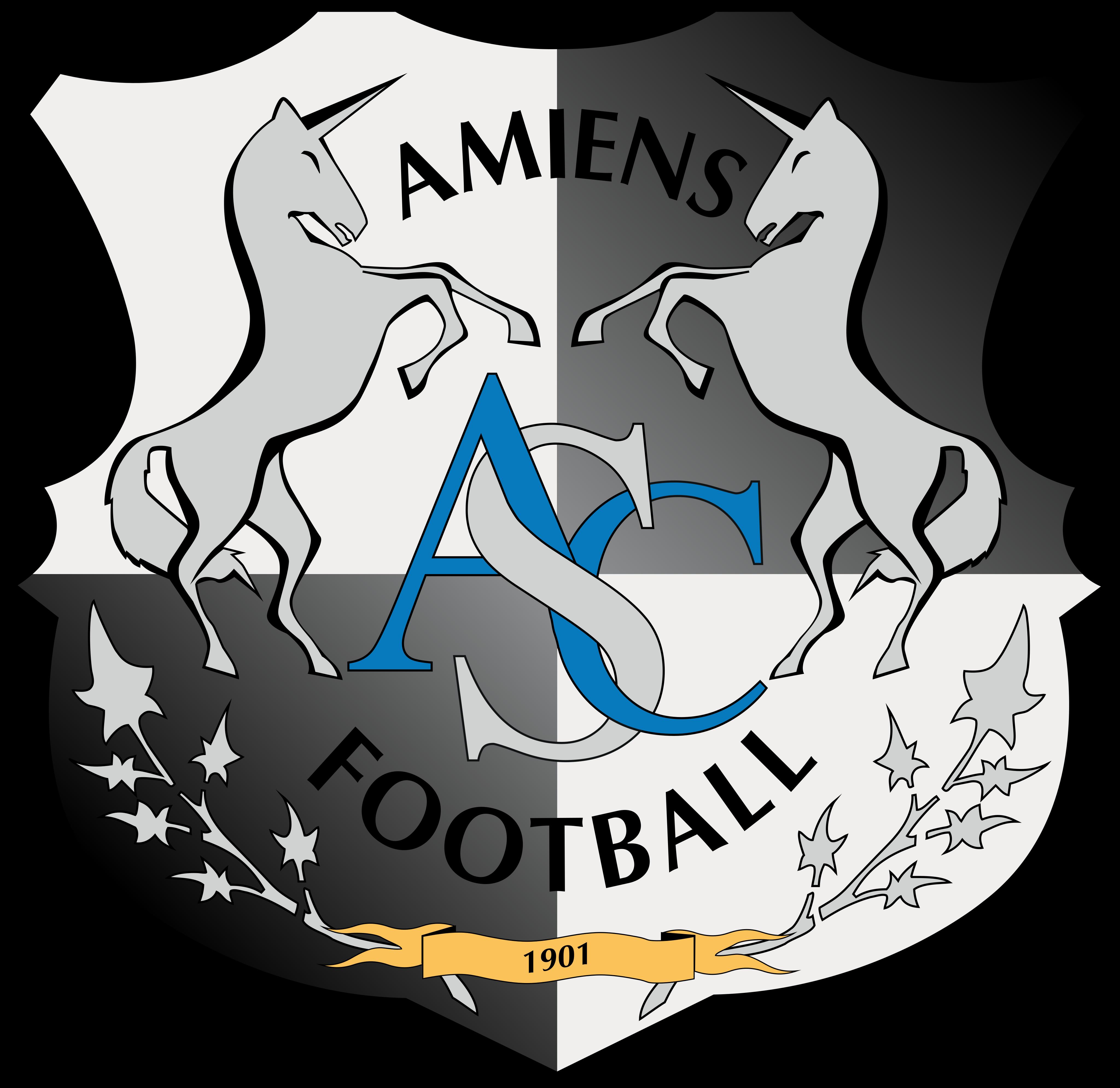 amiens sfc logo - Amiens SCF Logo