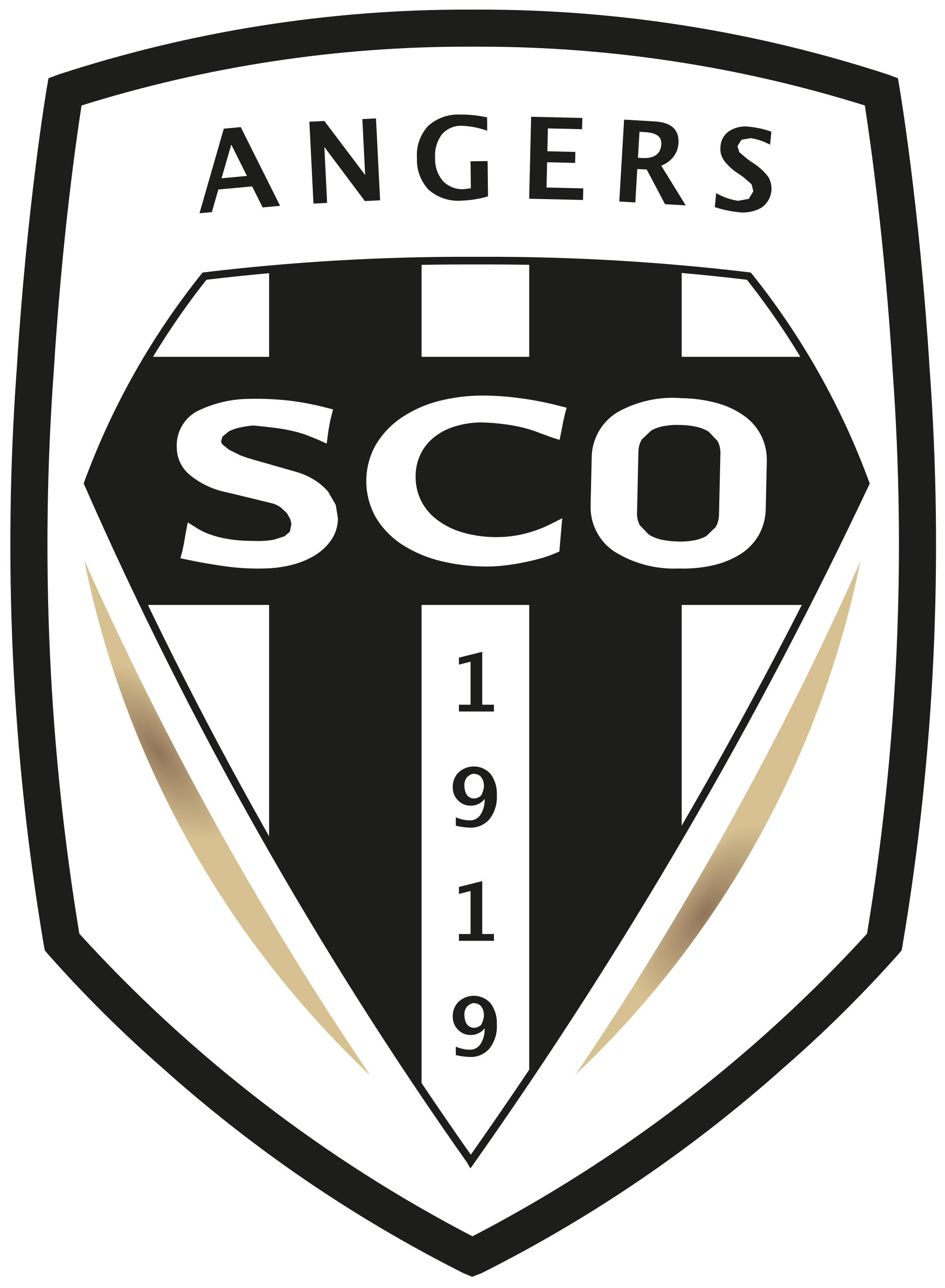 angers sco logo 1 - Angers SCO Logo