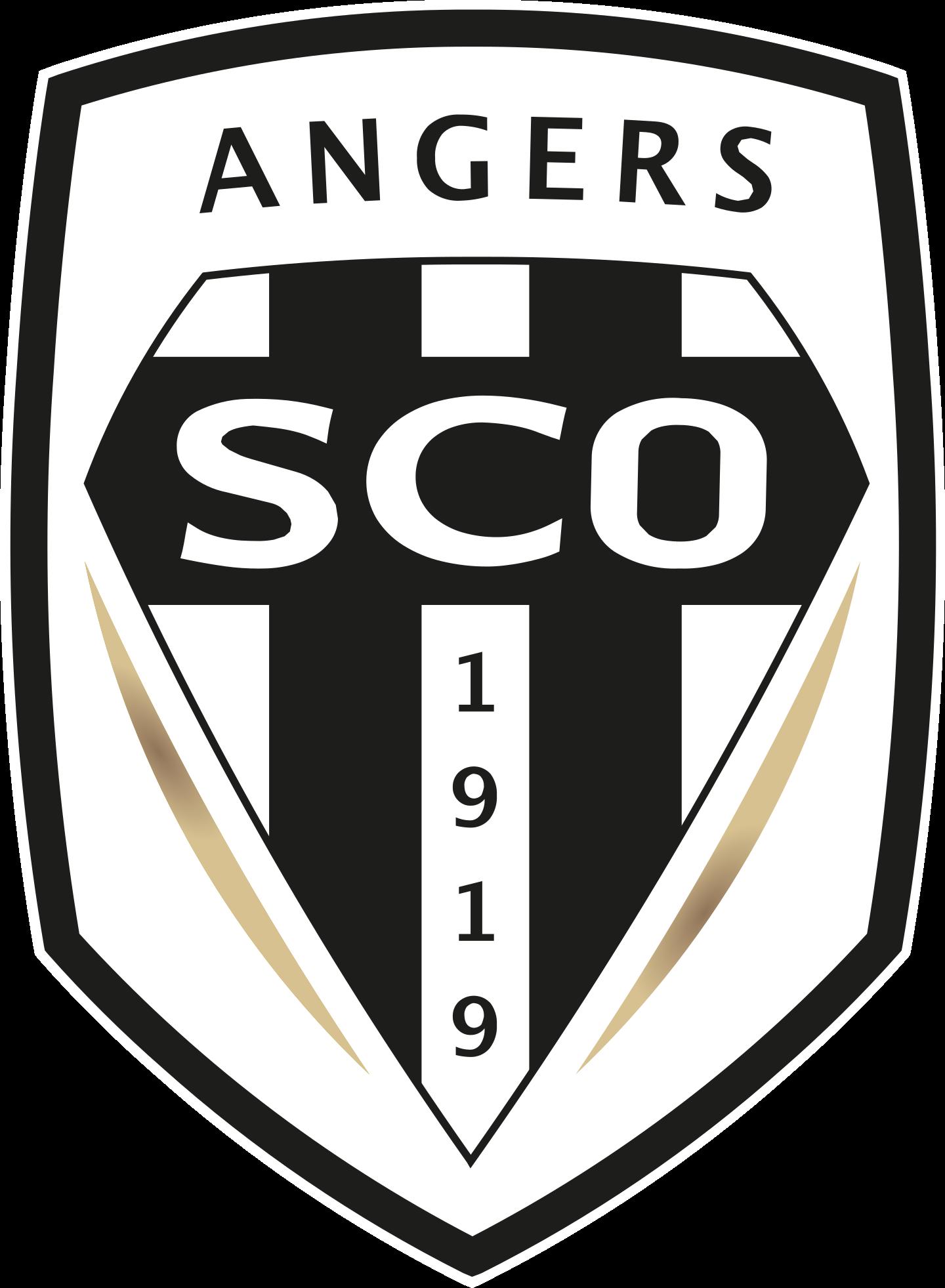 angers sco logo 2 - Angers SCO Logo