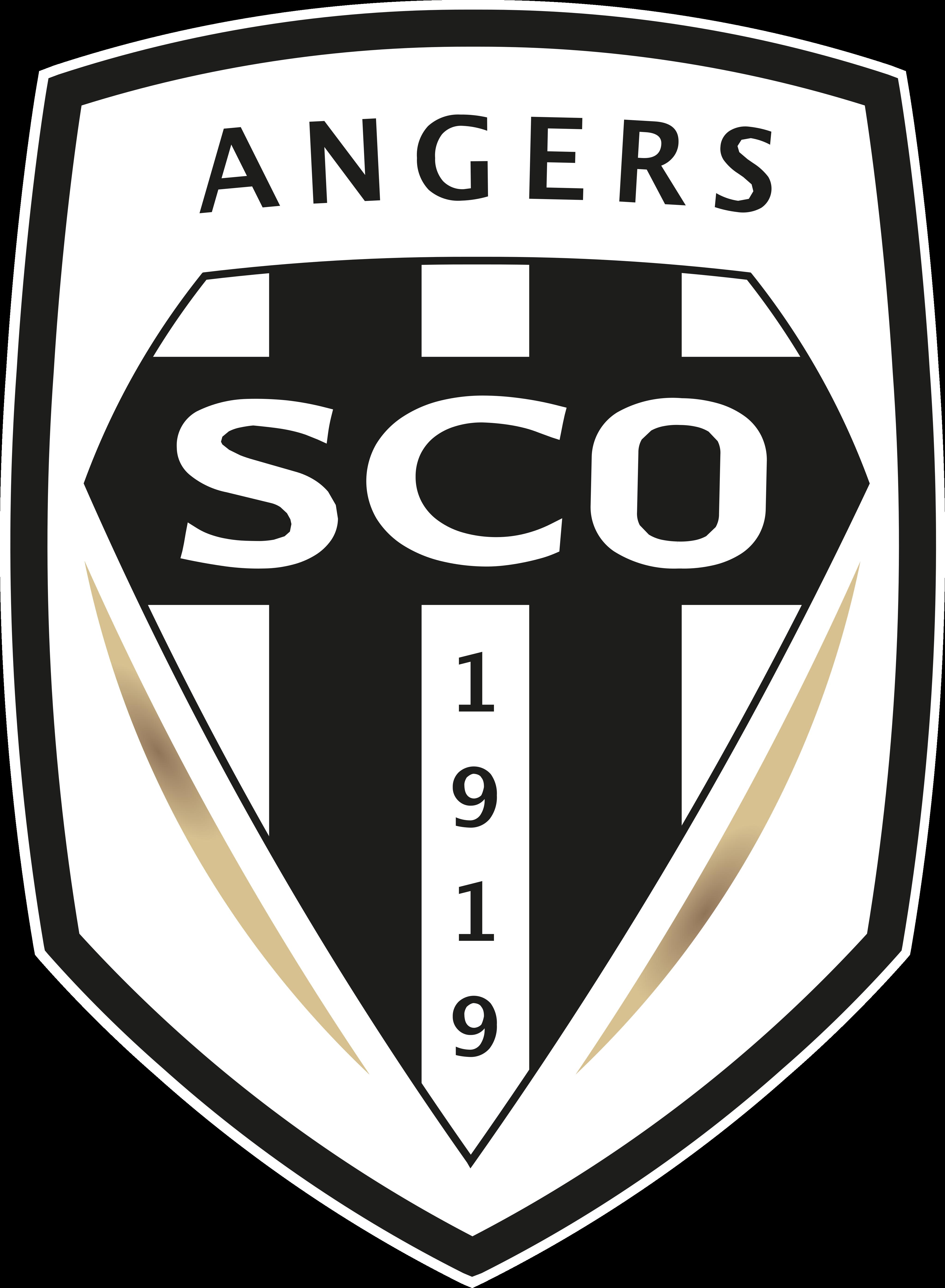 Angers SCO Logo.