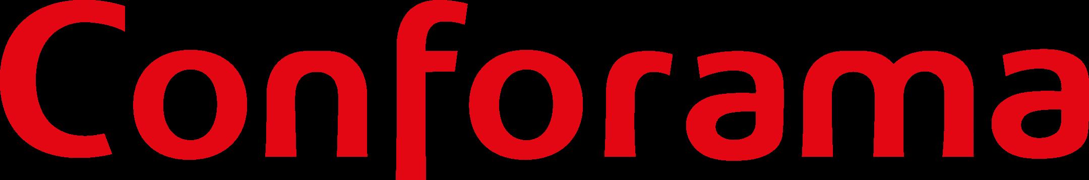 conforama logo 1 - Conforama Logo