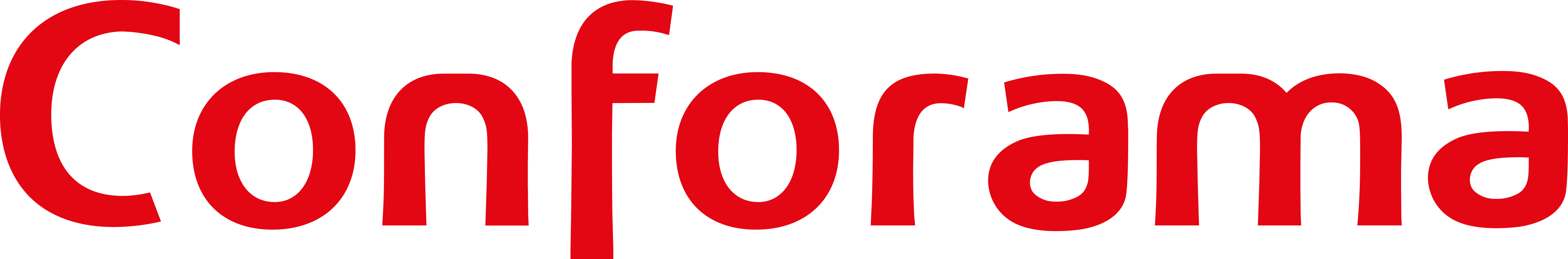 conforama logo - Conforama Logo