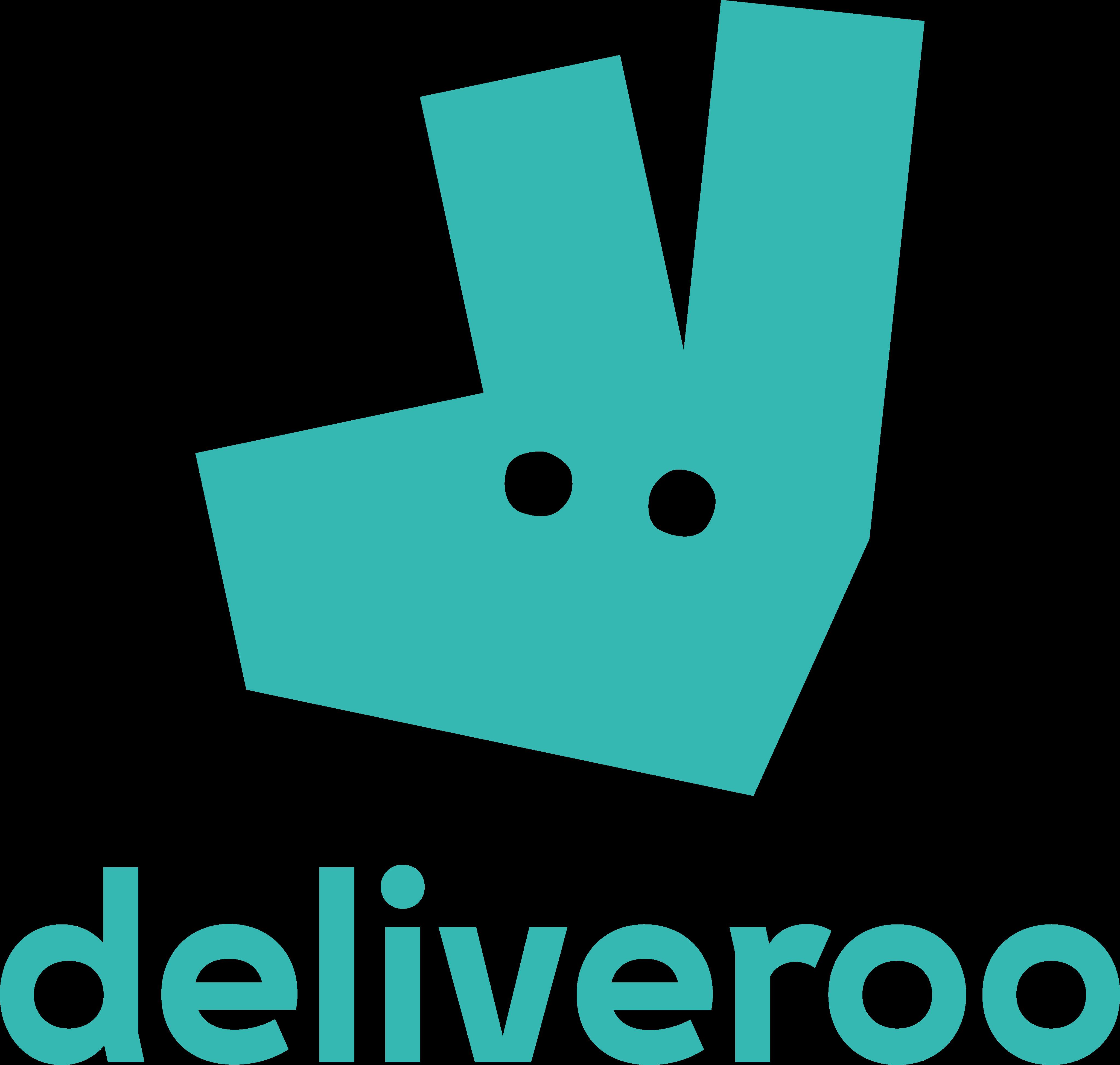 deliveroo logo 1 - Deliveroo Logo