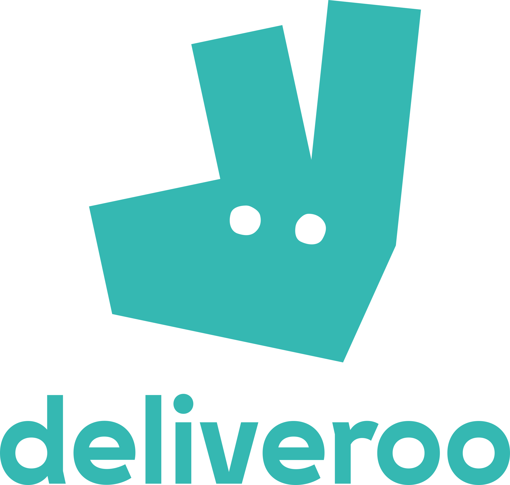 deliveroo logo 3 - Deliveroo Logo