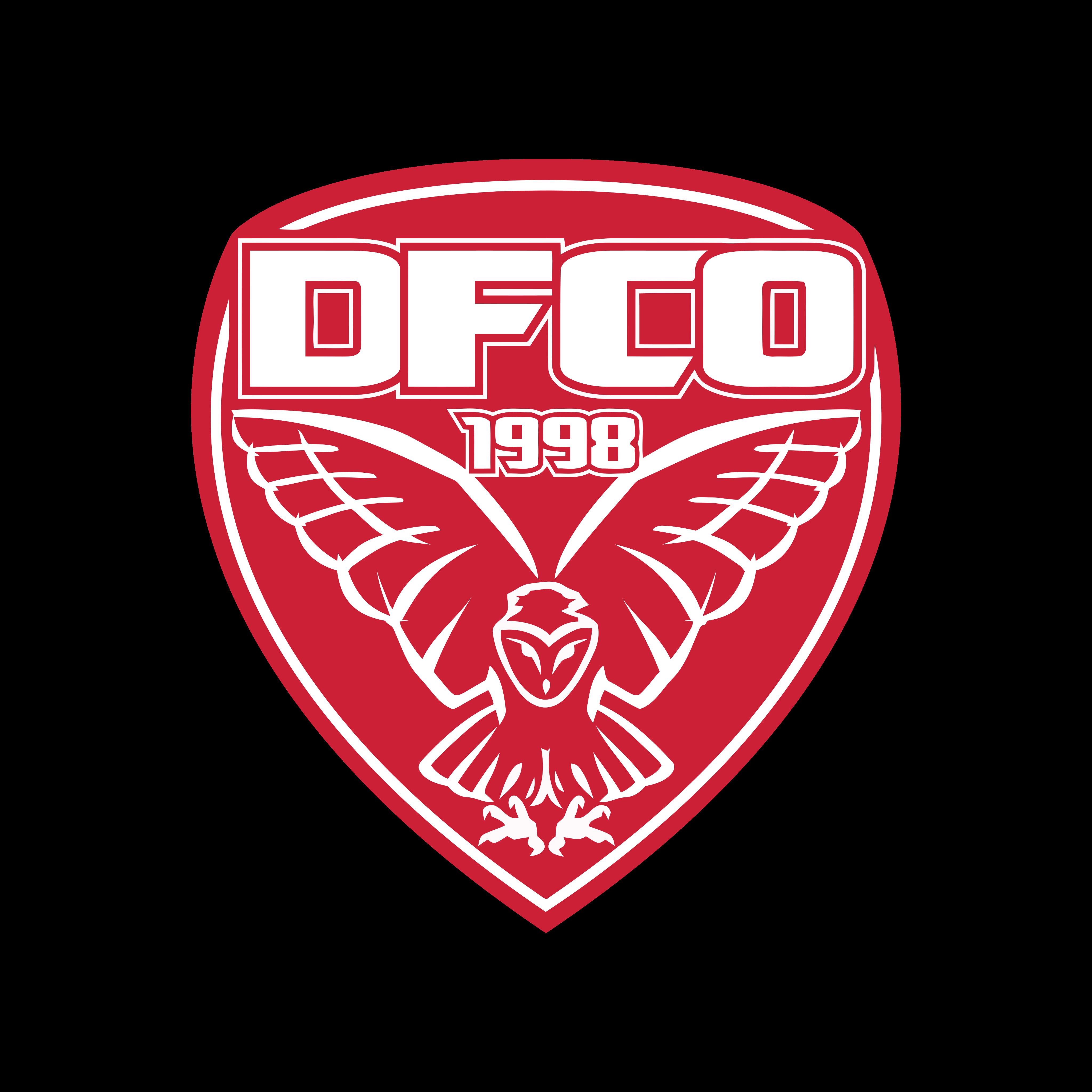 dijon fco logo 0 - Dijon FCO Logo