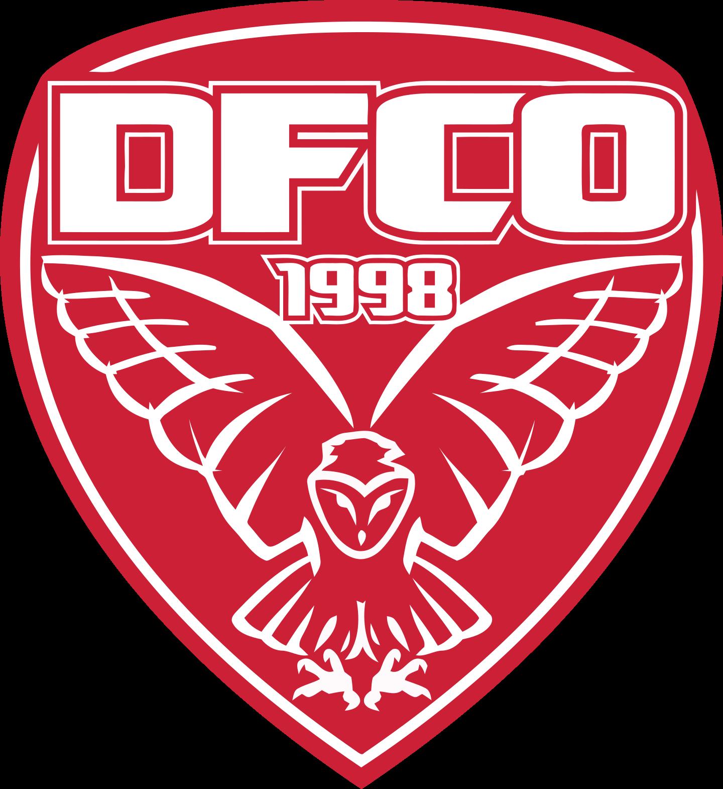 dijon fco logo 2 - Dijon FCO Logo