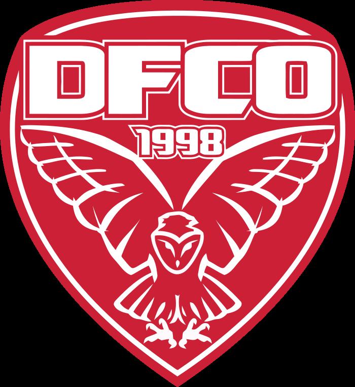 dijon fco logo 3 - Dijon FCO Logo